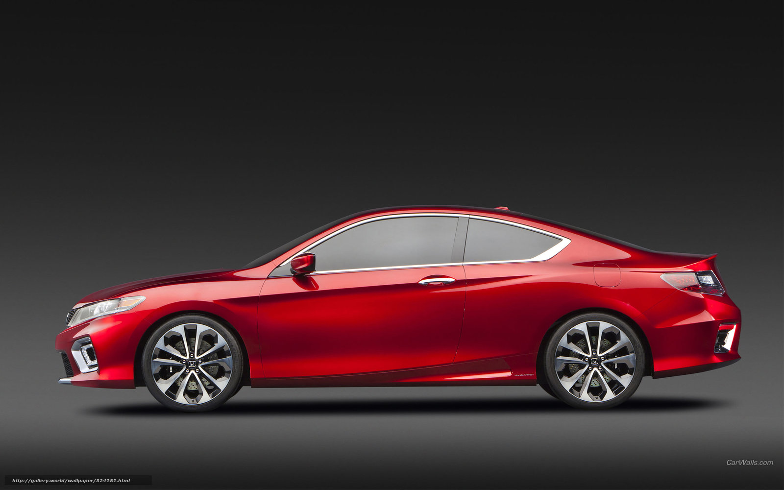 Download Wallpaper Honda Accord Car Machinery Free