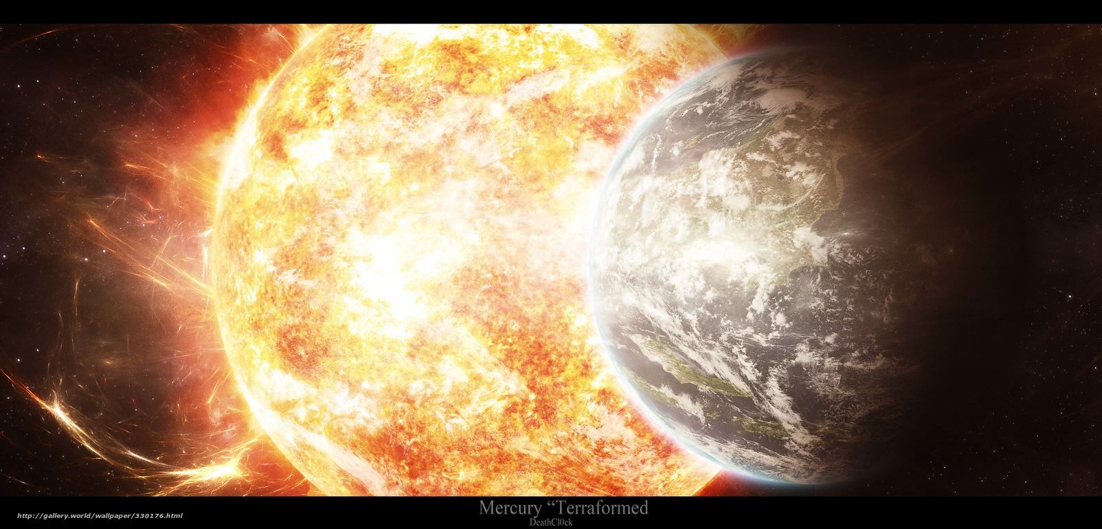 mercury planet desktop backgrounds - photo #16