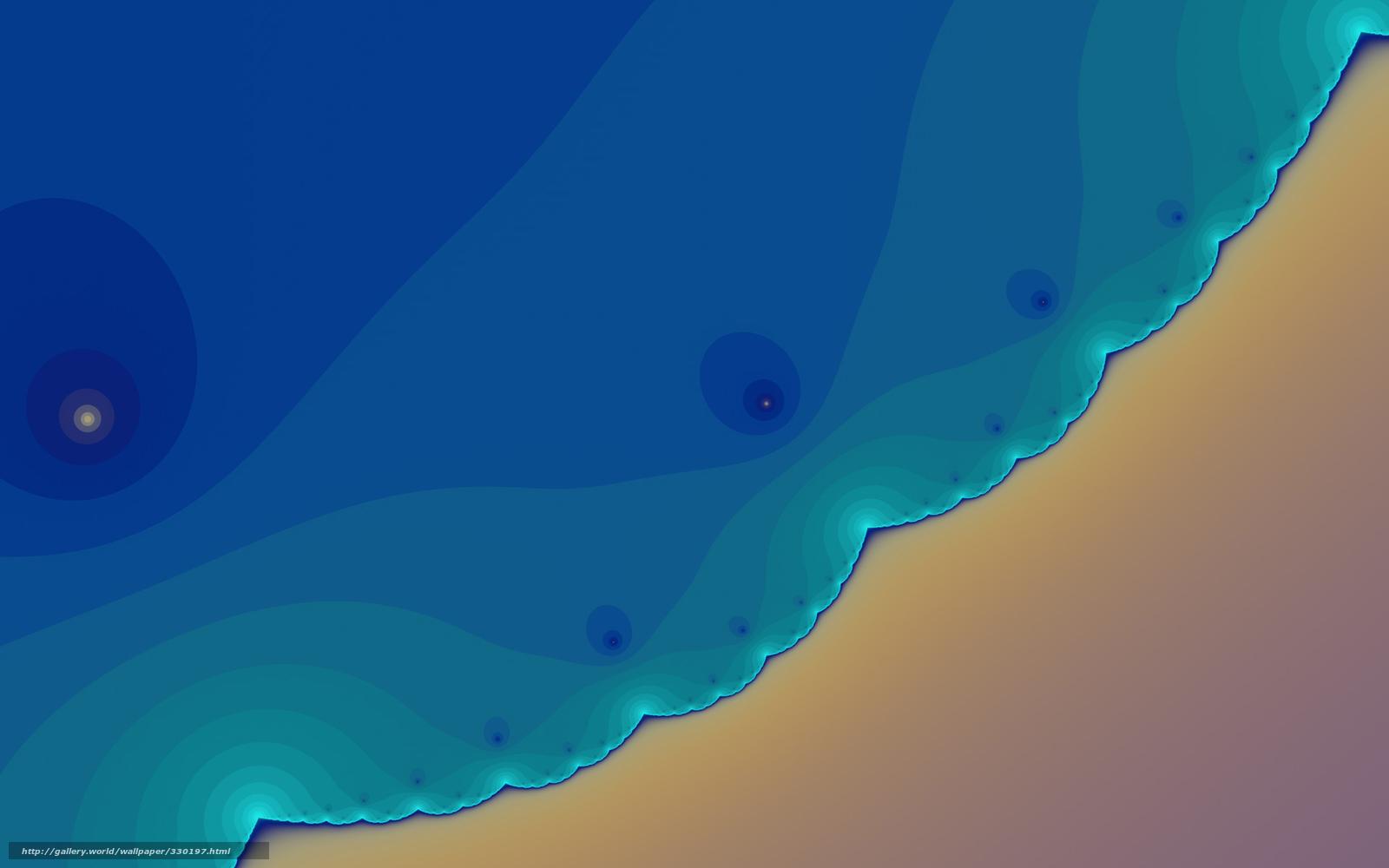 Tlcharger Fond d'ecran Abstraction,  fractale,  beige,  bleu Fonds d'ecran gratuits pour votre rsolution du bureau 1920x1200 — image №330197