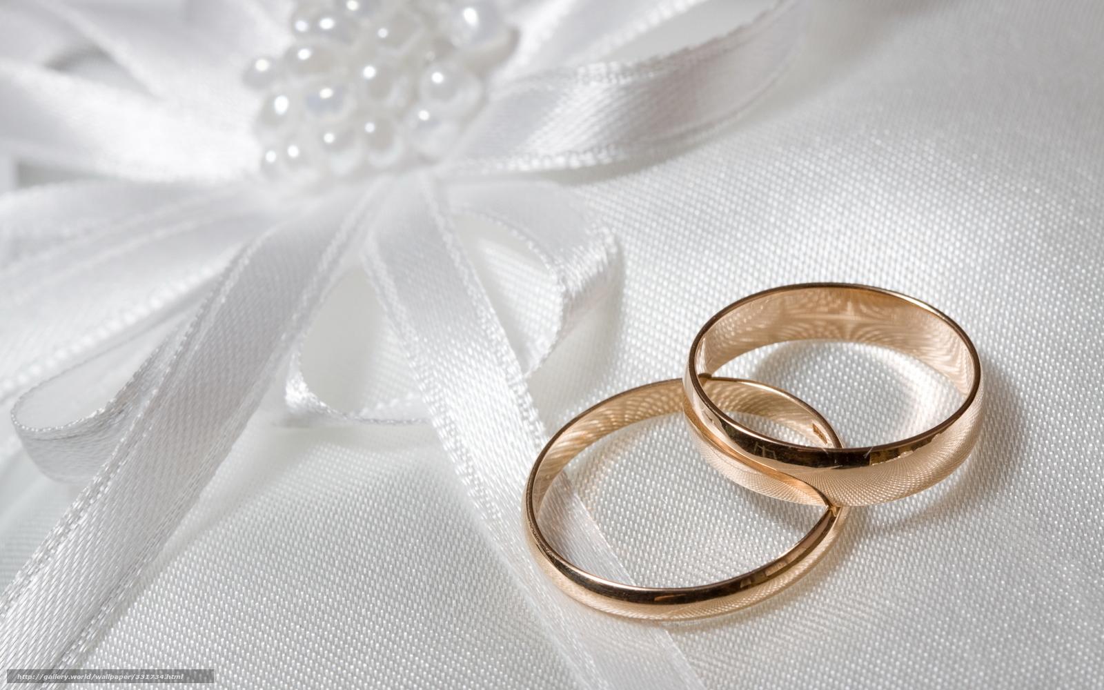 Tlcharger Fond decran arc, anneaux de mariage, mariage, blanc Fonds d ...