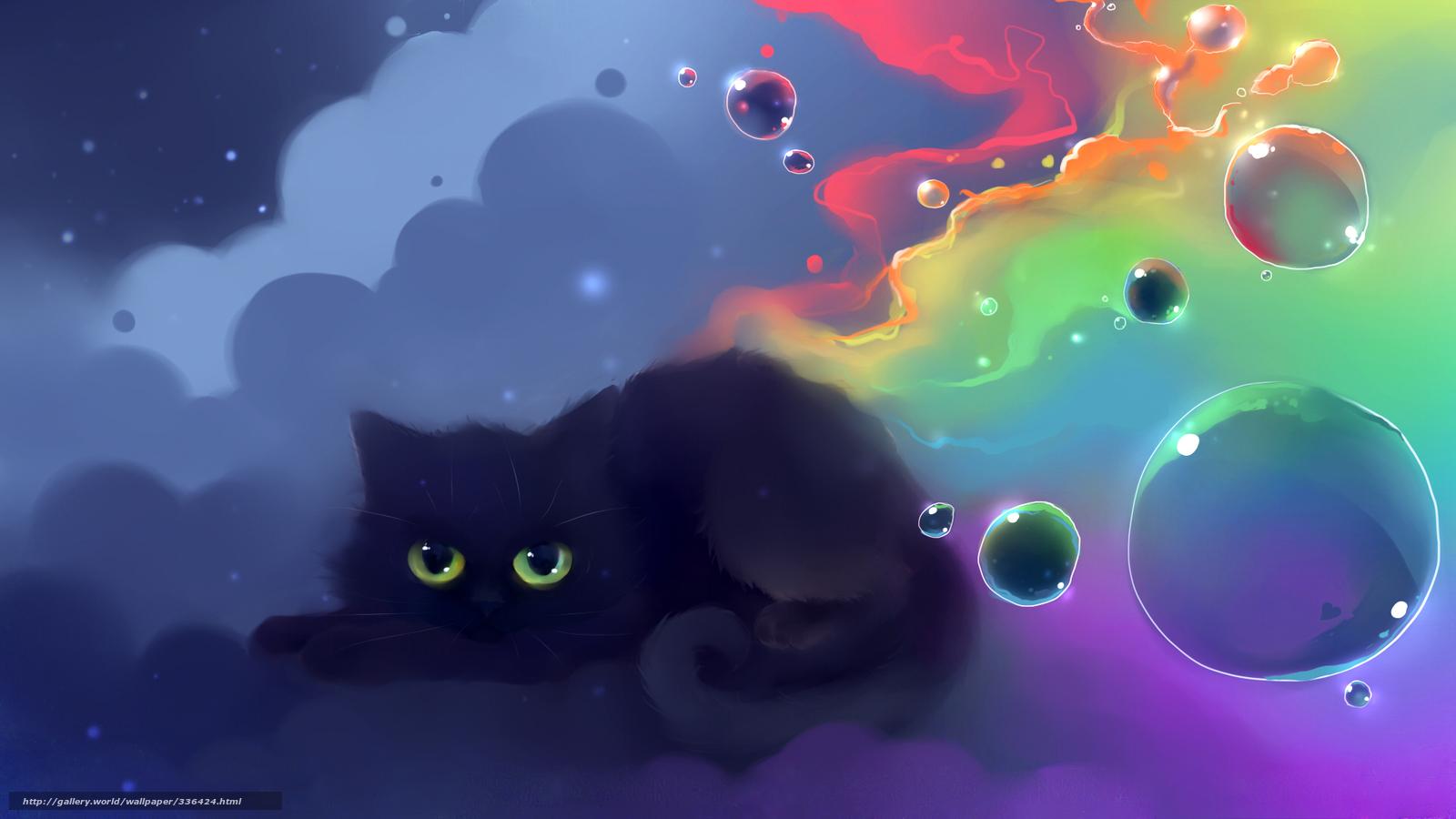 tlcharger fond d 39 ecran chat couilles couleur dessin fonds d 39 ecran gratuits pour votre. Black Bedroom Furniture Sets. Home Design Ideas