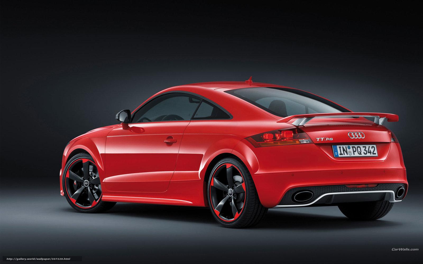 Tlcharger Fond D Ecran Audi Tt Voiture Machinerie Fonds