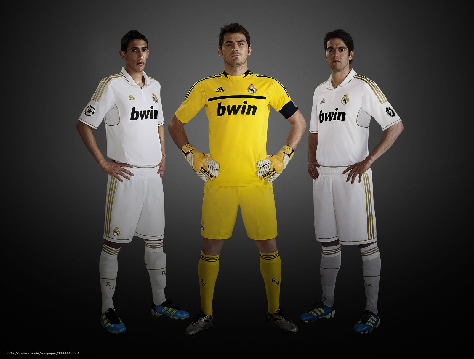 Wallpaper Real Madrid  New  Form  Players Free Desktop Wallpaper