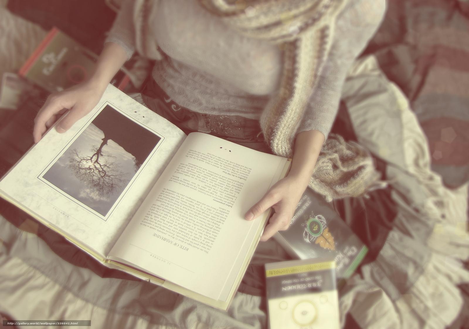 Картинки девушка с книгой в руках