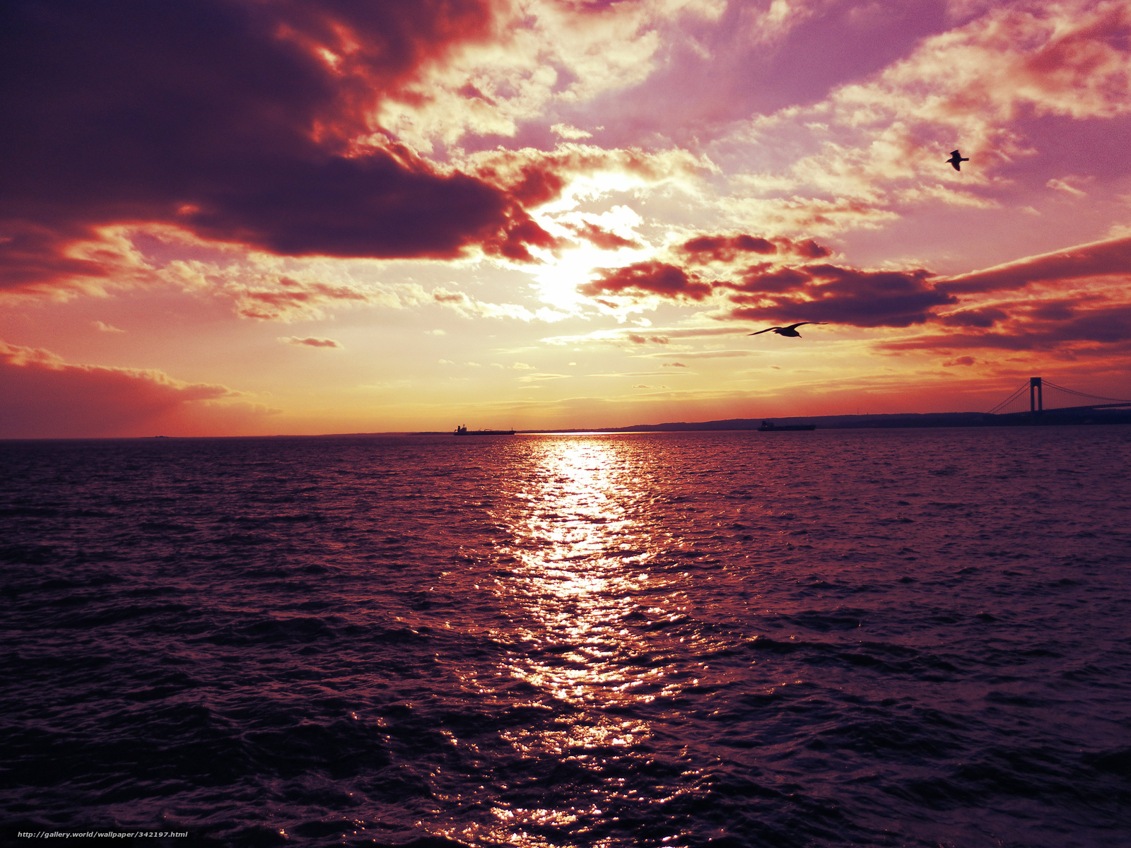 Download wallpaper sea sunset ocean free desktop wallpaper in the resolution 4000x3000 - Wallpaper 3000 x 4000 ...