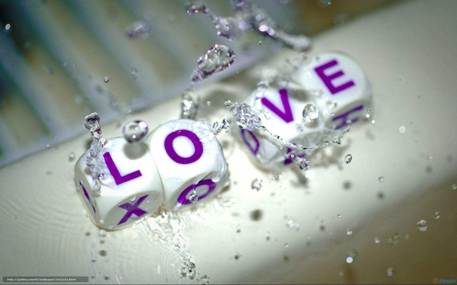 Best Love Wallpaper Dow : pobra tapety kostki, woda, Krople, ki Darmowe tapety na pulpit rozdzielczoci 2560x1600 zdjcie ...