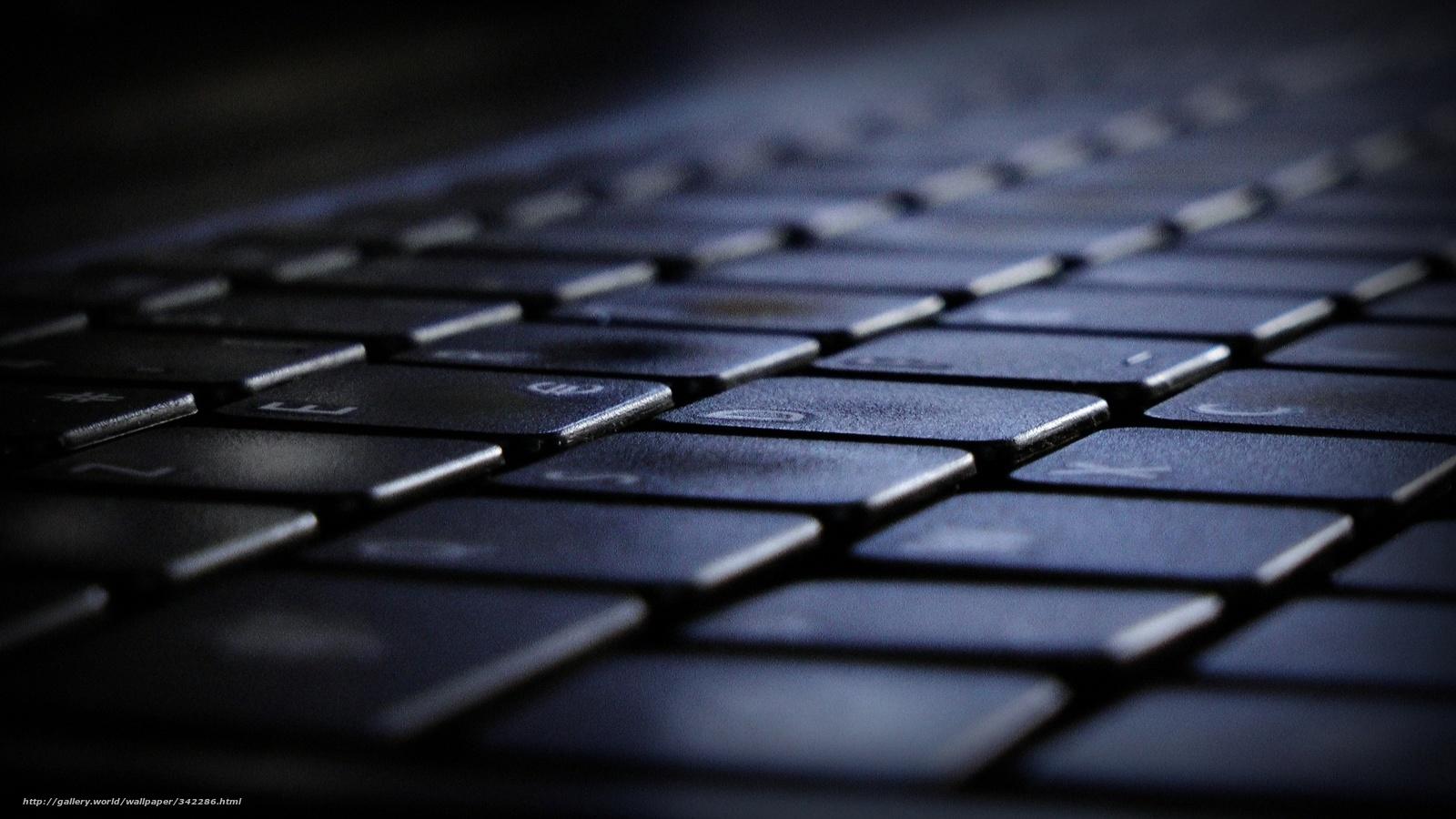 Download Wallpaper Keys, Computer, Keyboard Free Desktop