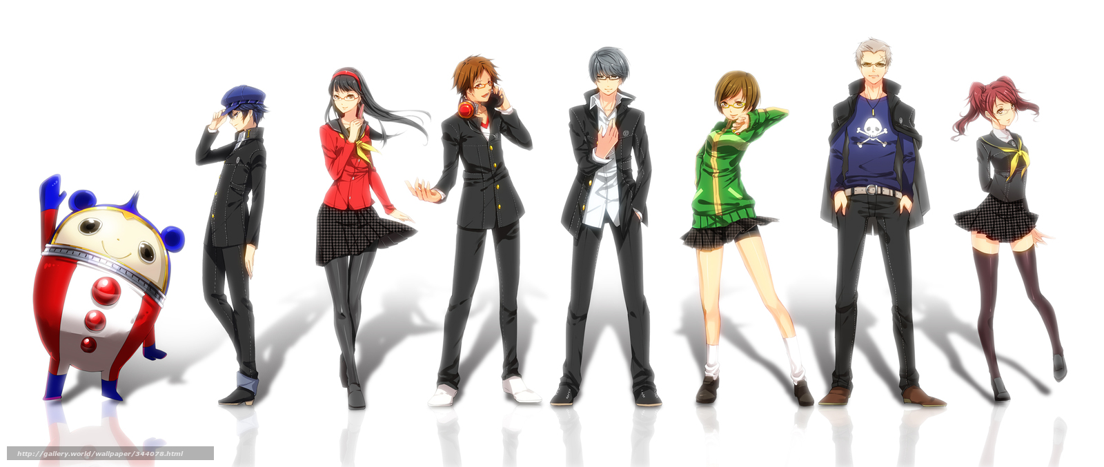 persona 4 golden valentine's day youtube