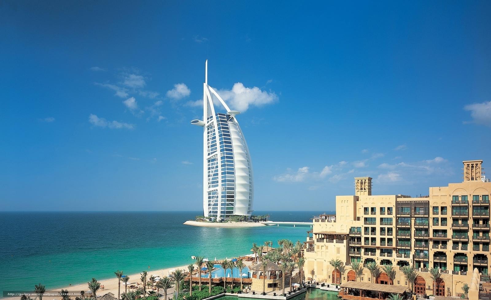 Burj Al Arab and 360 degree club, Dubai, UAE.jpg