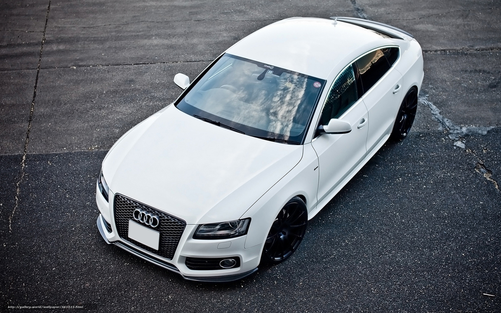 Download Wallpaper Audi Asphalt Audi Free Desktop