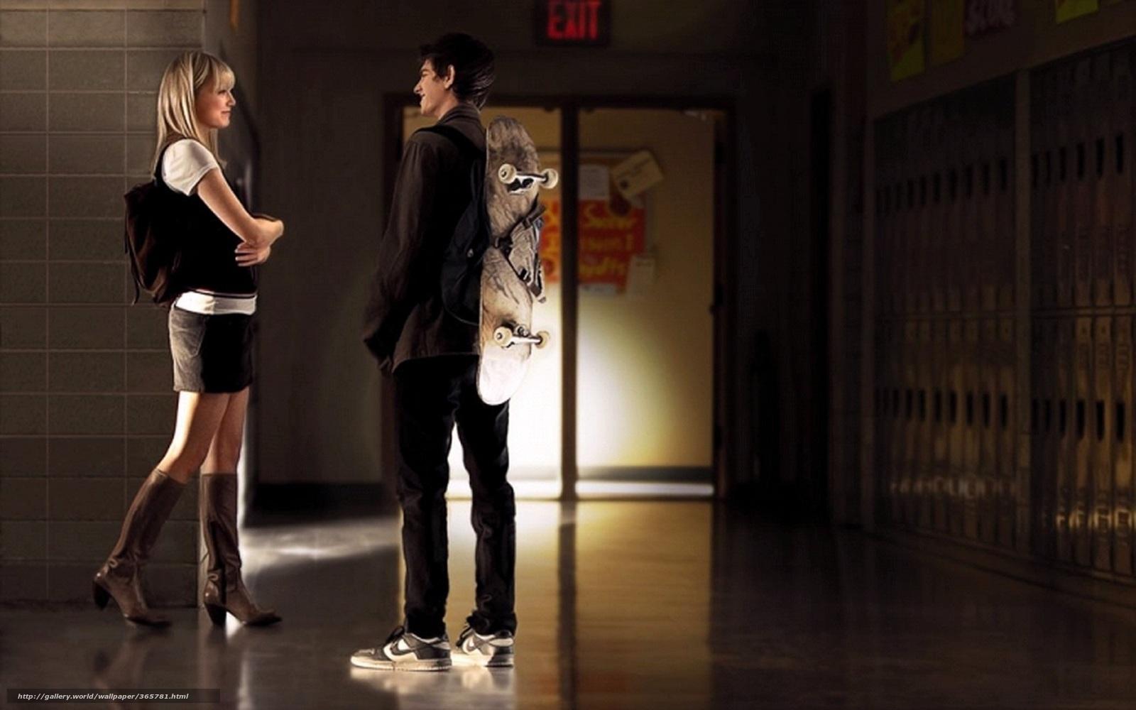Download wallpaper Andrew Garfield, Emma Stone, film, new ...