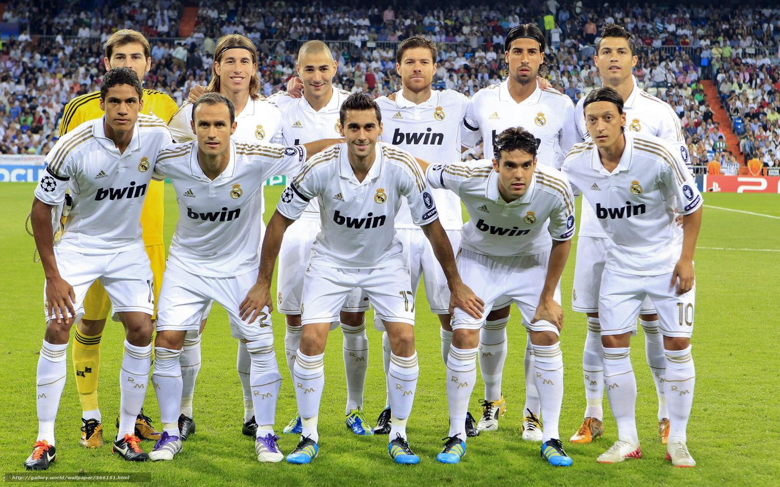 equipe, Real Madrid