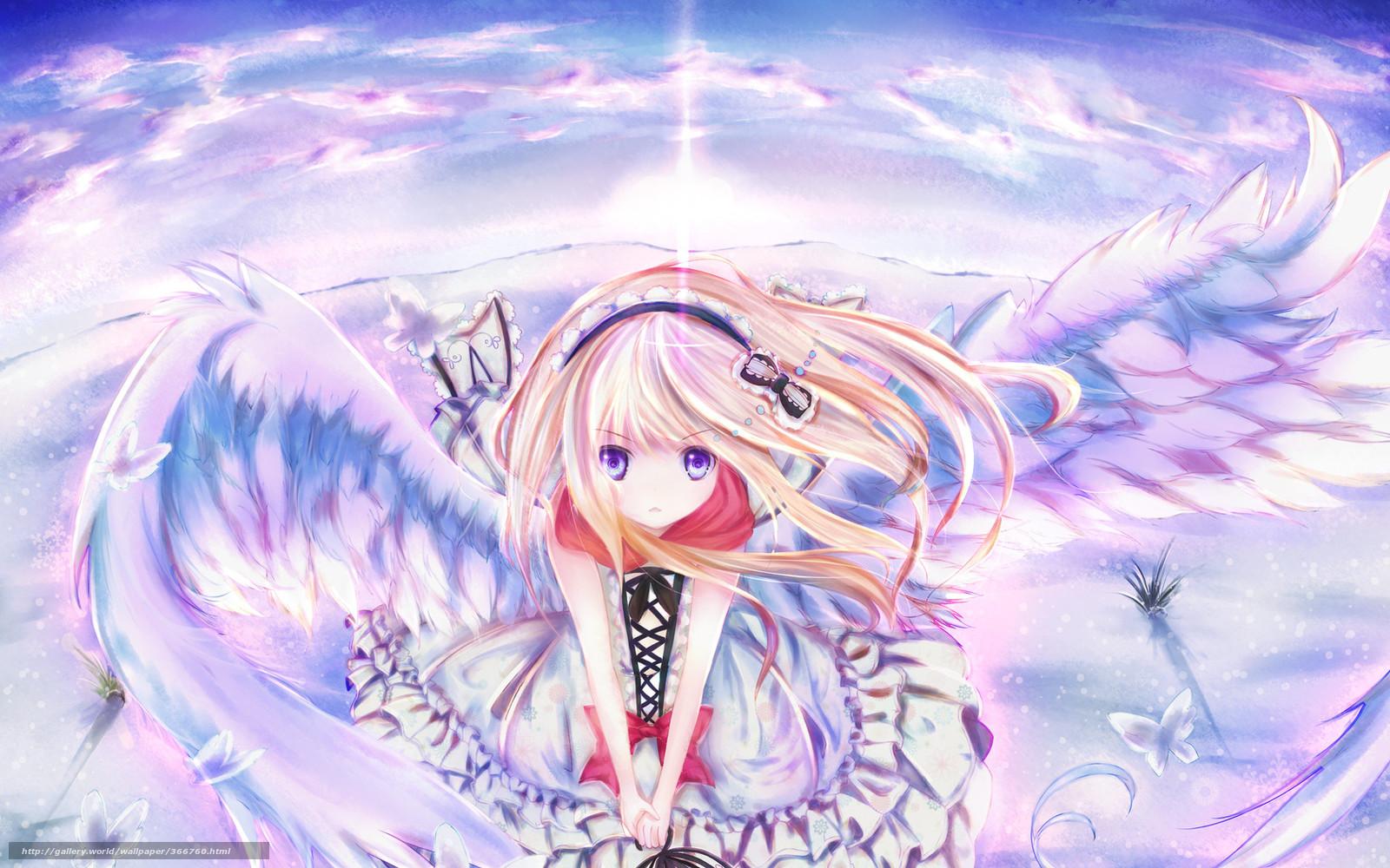 [V] Rain Wings 366760_anime_devushka_krylya_nebo_babochka_zakolka_oblaka_1680x1050_