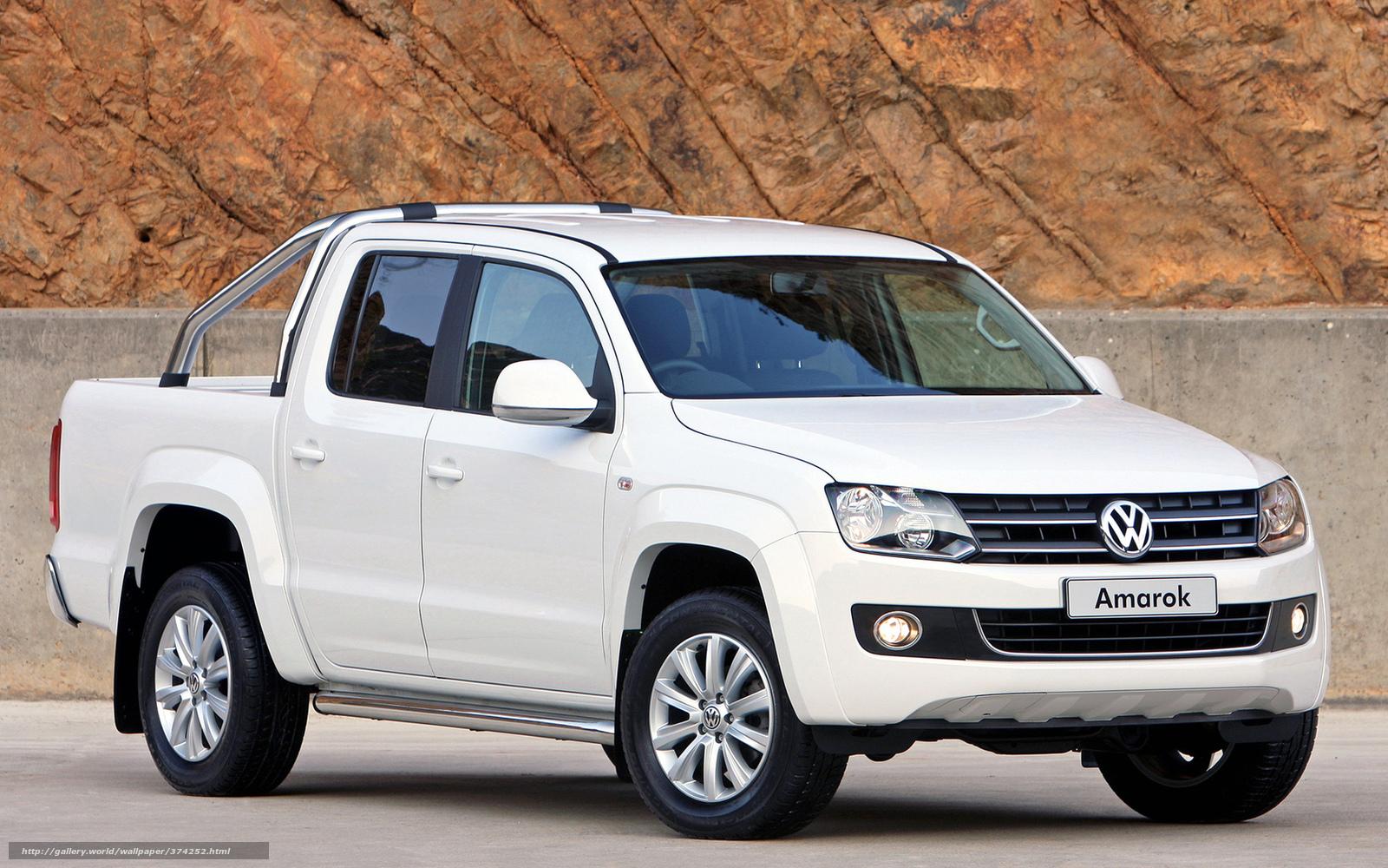 Tlcharger Fond D Ecran Volkswagen Amarok Voiture Pick