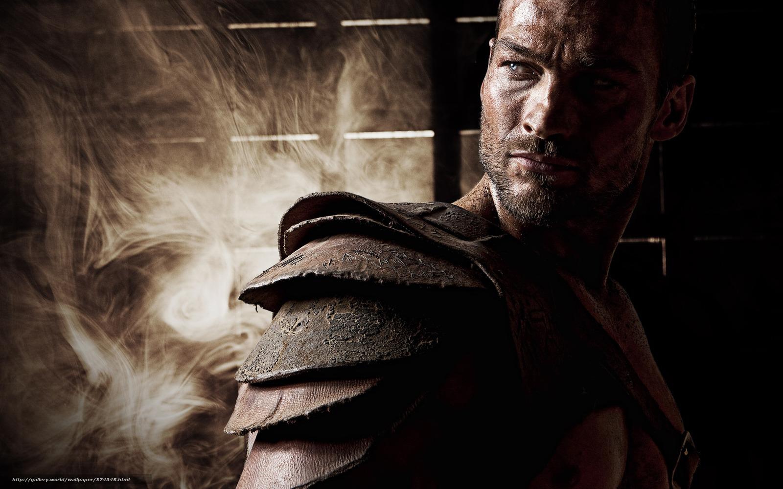 Spartacus Blut und Sand Dreier