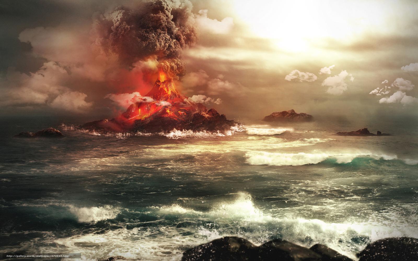 en vulkan