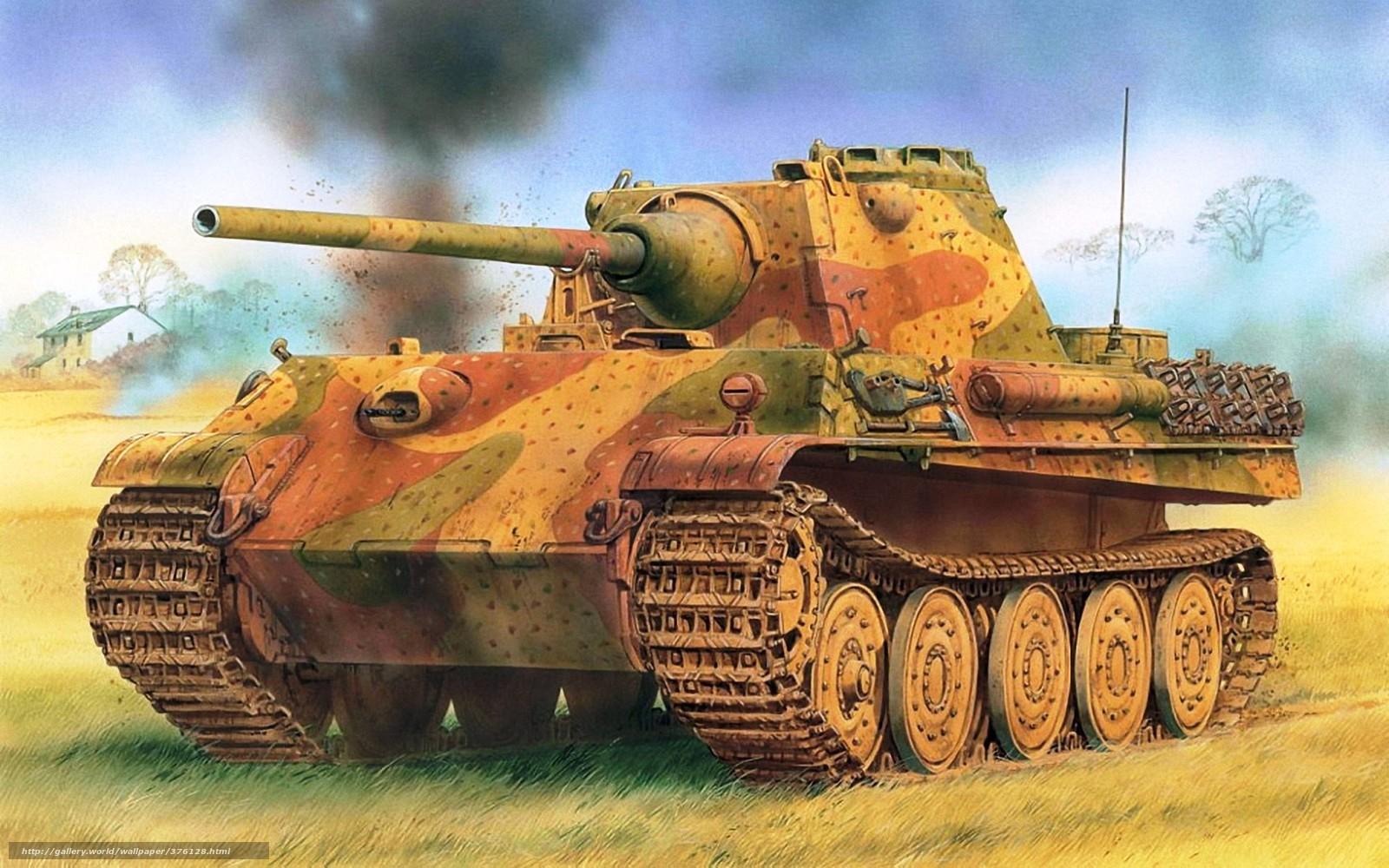 panther tank wallpaper hd - photo #20