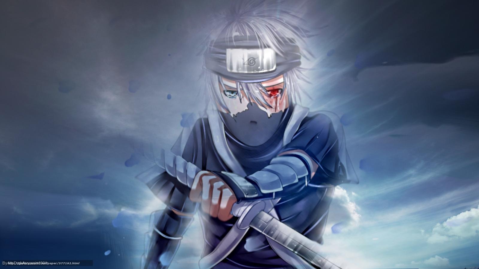 Trouver: Kakashi Sensei , naruto , Ninja , par mr.darkassassin1991: fr.gde-fon.com/download/Kakashi-Sensei_naruto_Ninja_par/377192...