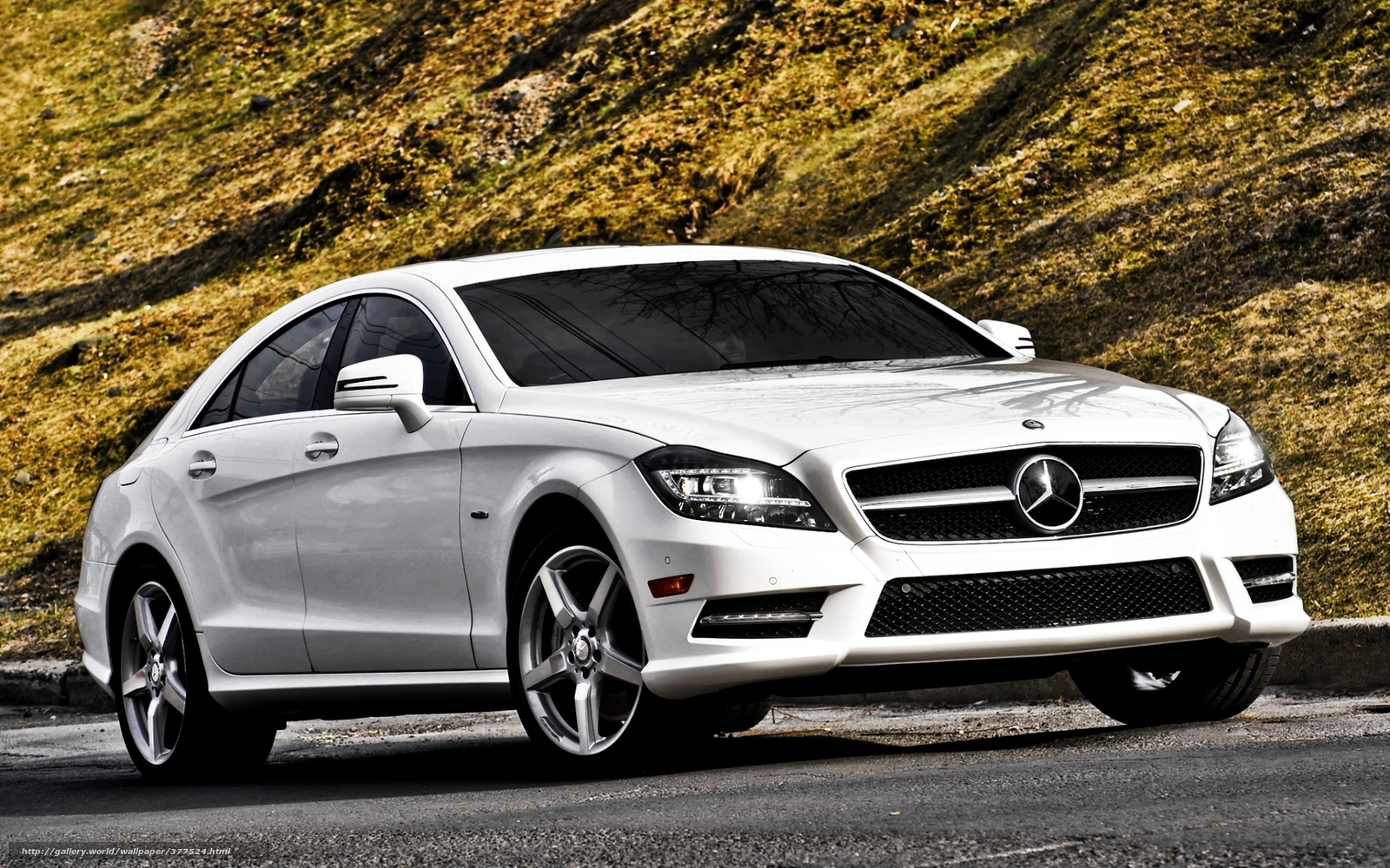 Download wallpaper Mercedes, CLS, AMG, white free desktop wallpaper in ...