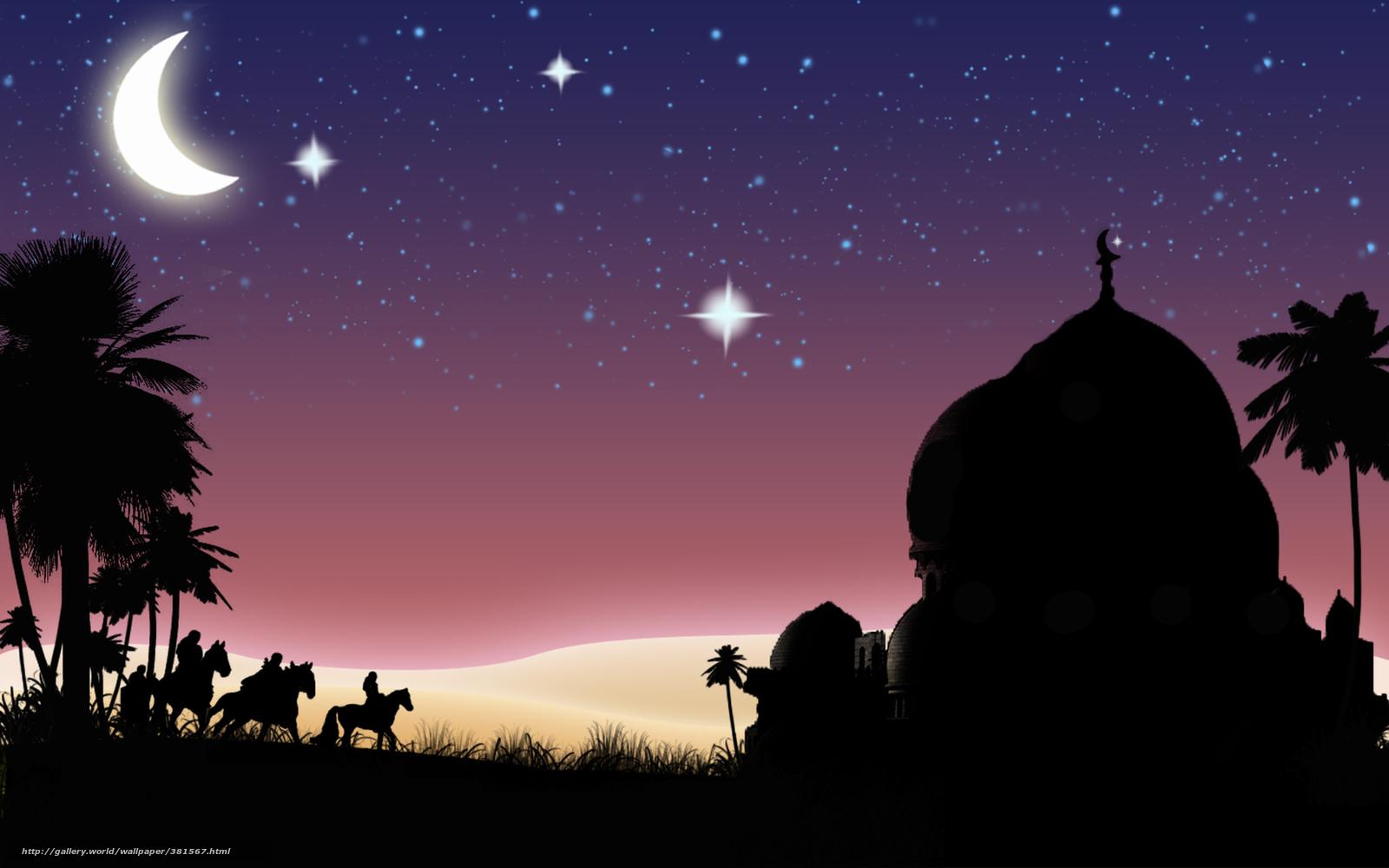 Картинки арабская ночь