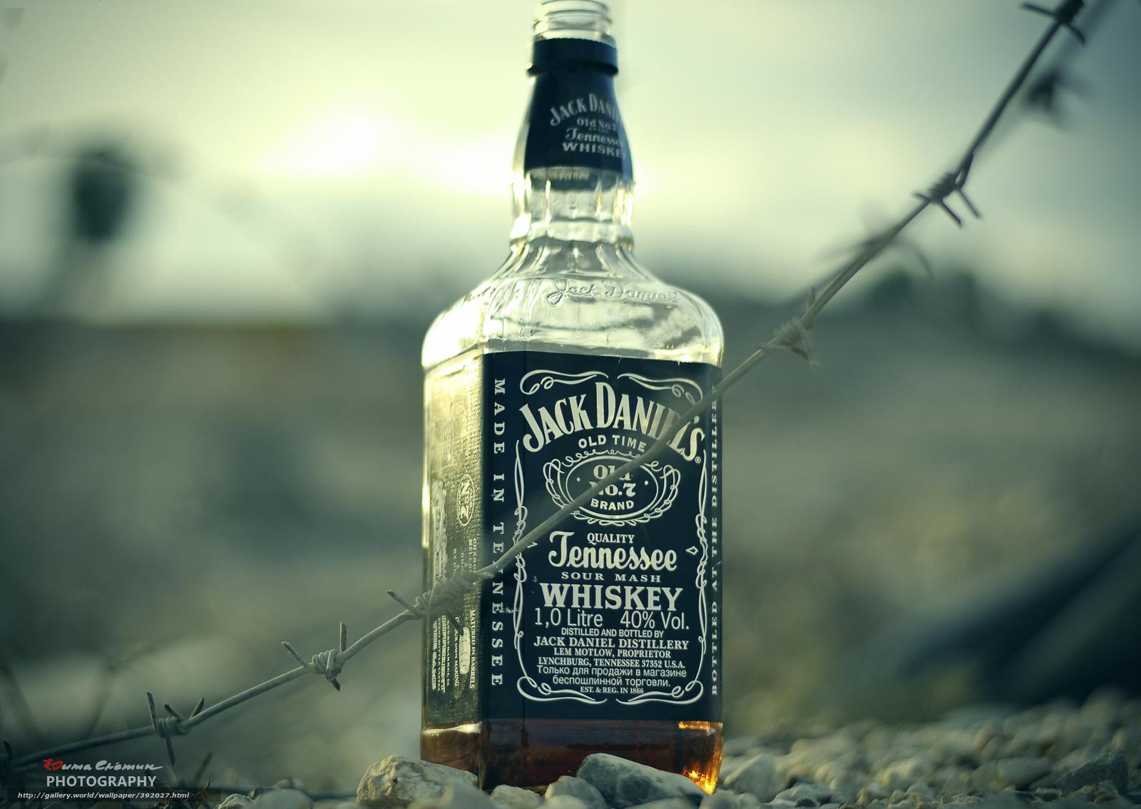 Download wallpaper jack daniels whiskey barbed wire desert free desktop wallpaper in the for Photos jack daniels