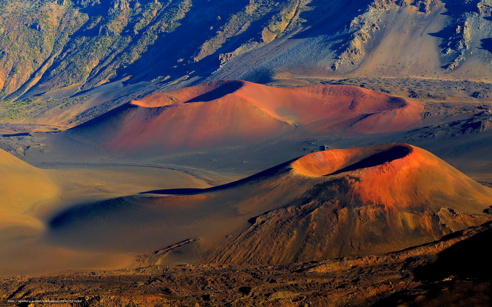 Download Hintergrund Haleakala - 2087.1KB