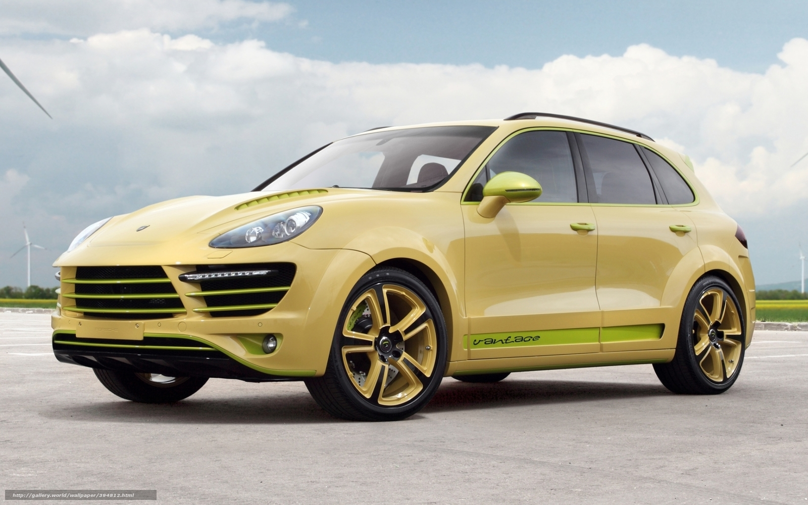 Download wallpaper Porsche, cayenne, crossover, front free desktop wallpaper in the resolution ...