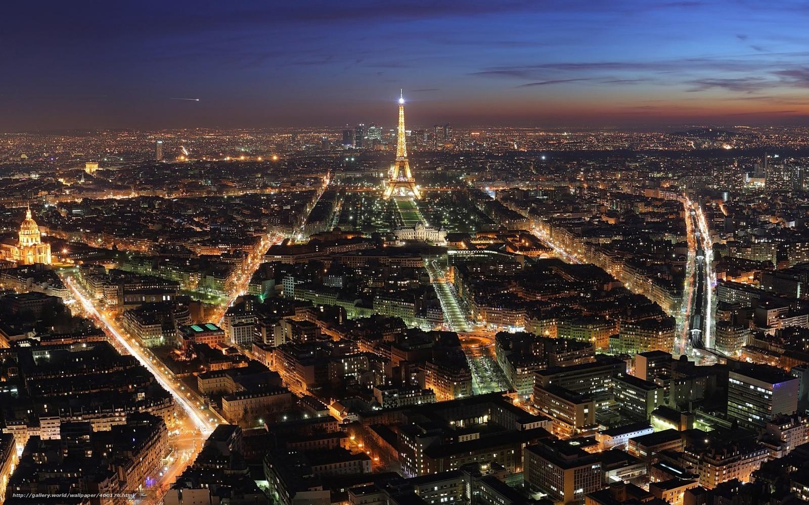 Les  Grande Ville De France