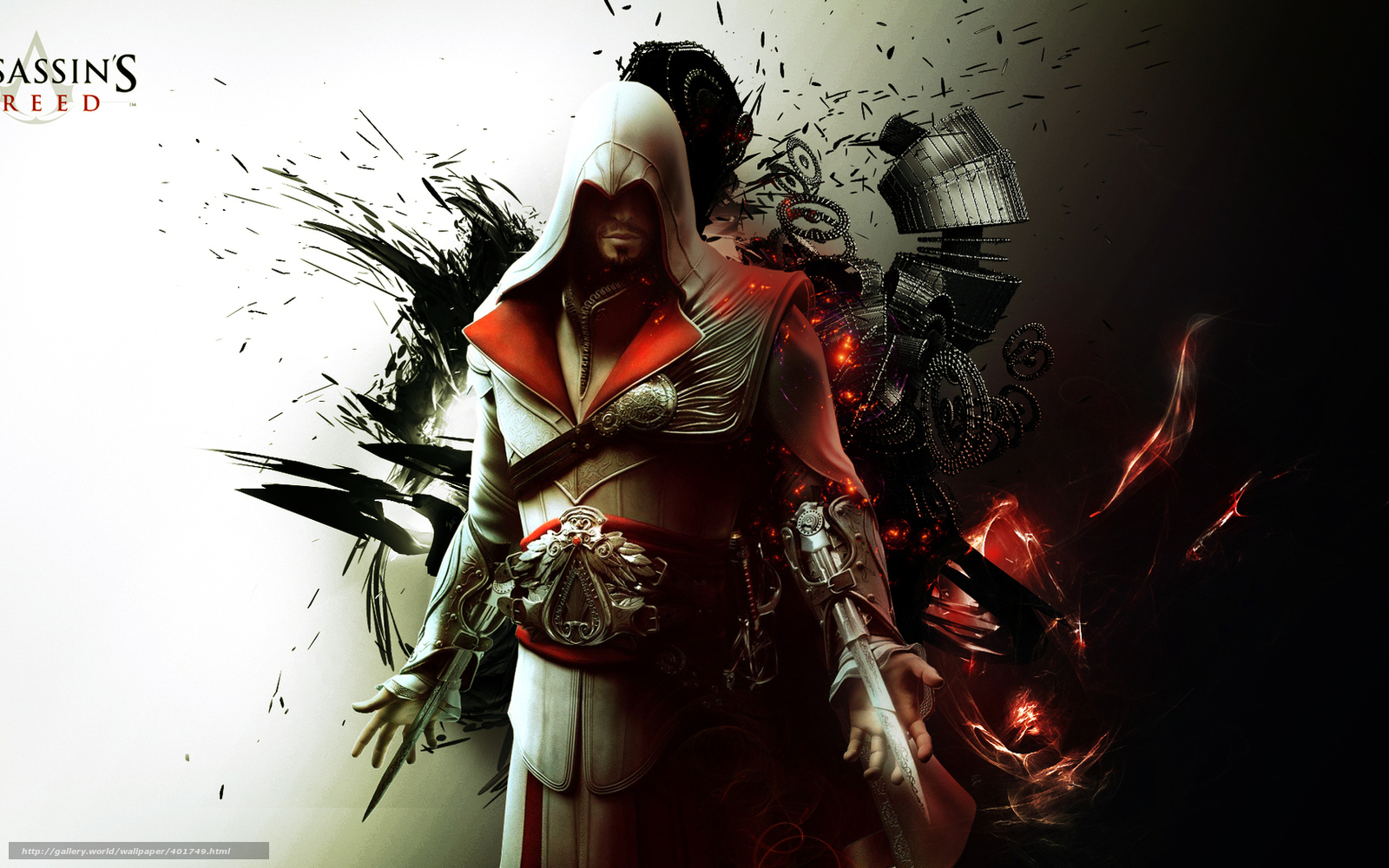 Scaricare gli sfondi killer assassino ezio auditore da for Assassin s creed sfondi