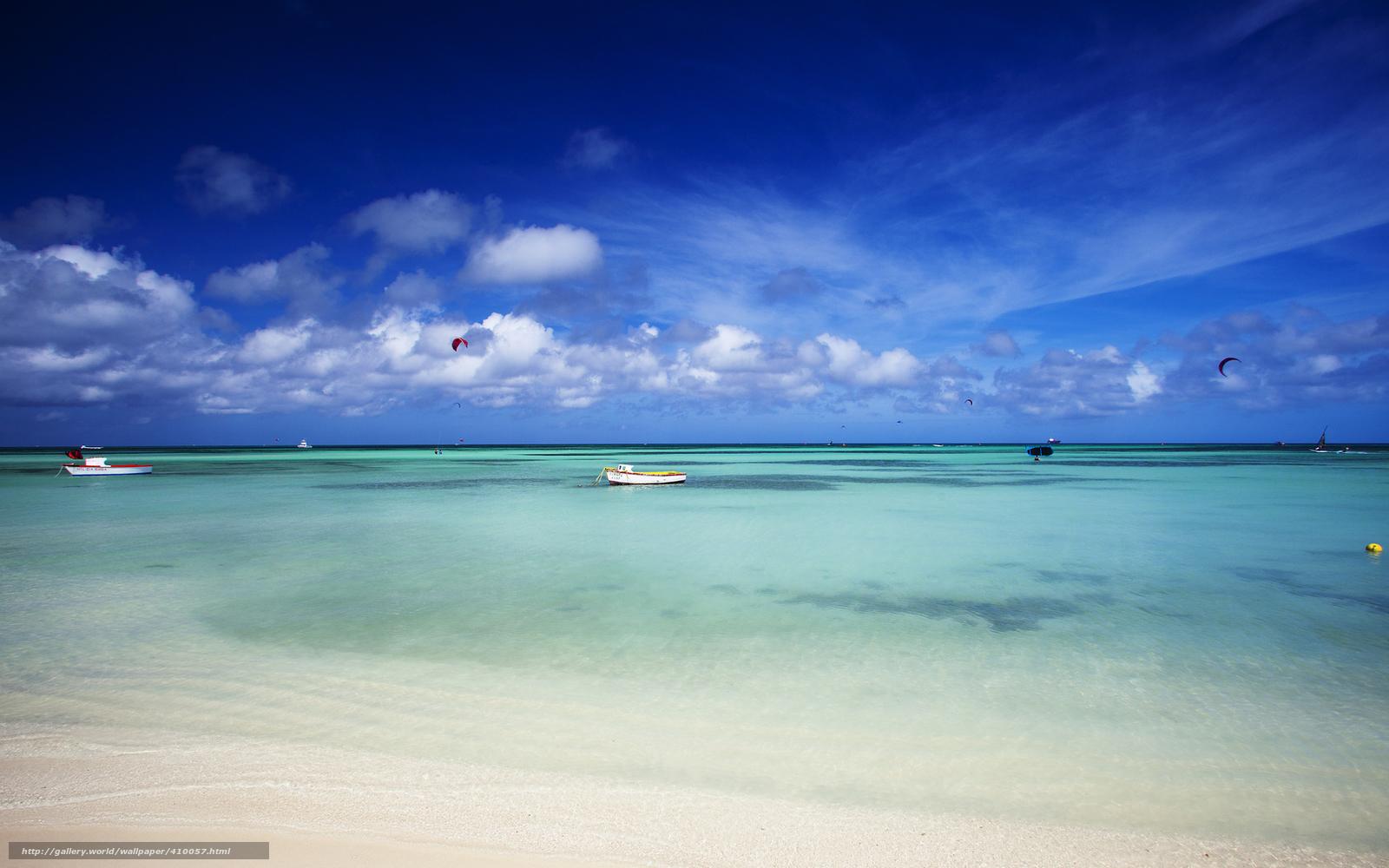 Scaricare gli sfondi mare nuvole barche sfondi gratis for Sfondi desktop mare