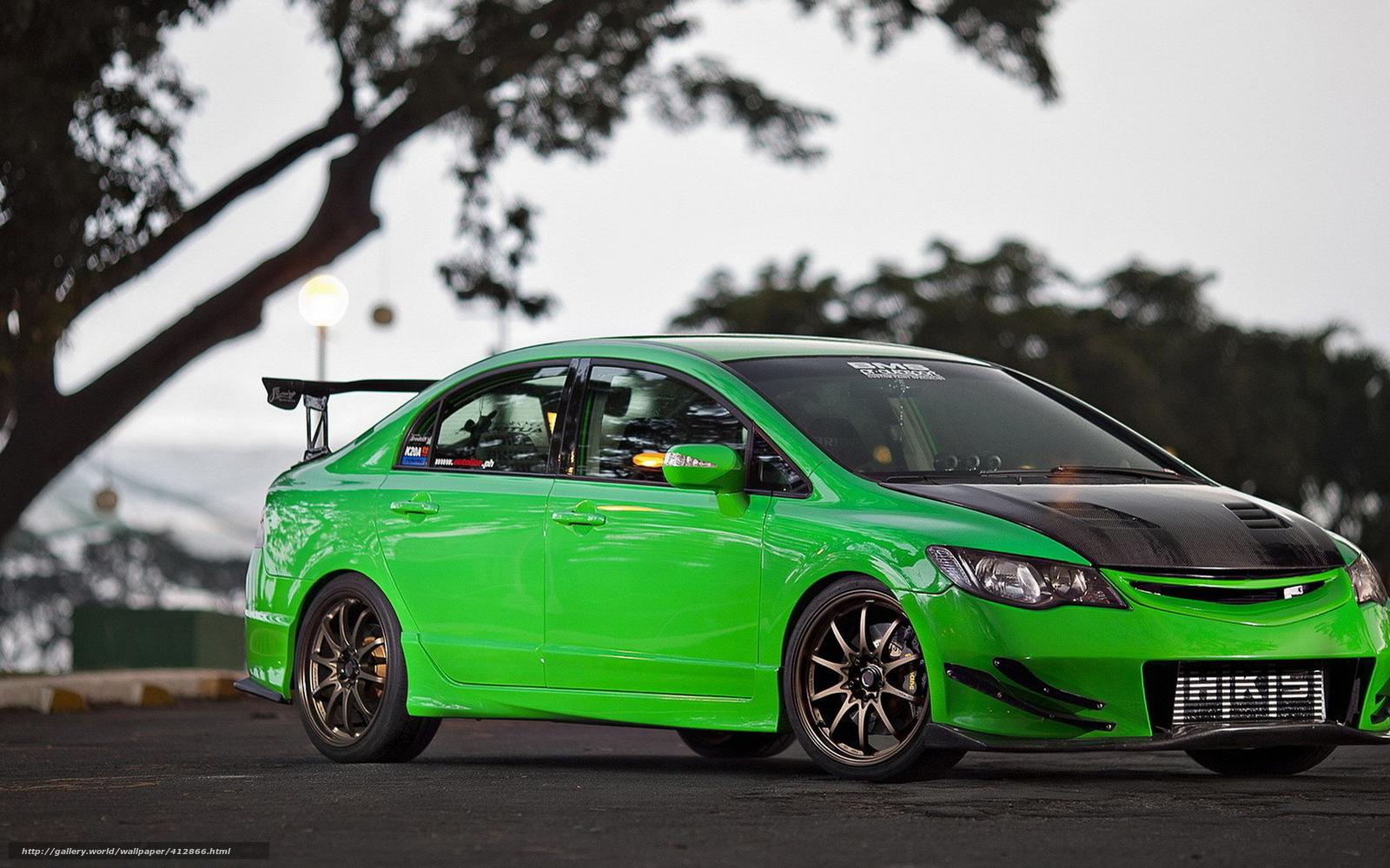 Машины зеленого цвета фото 7