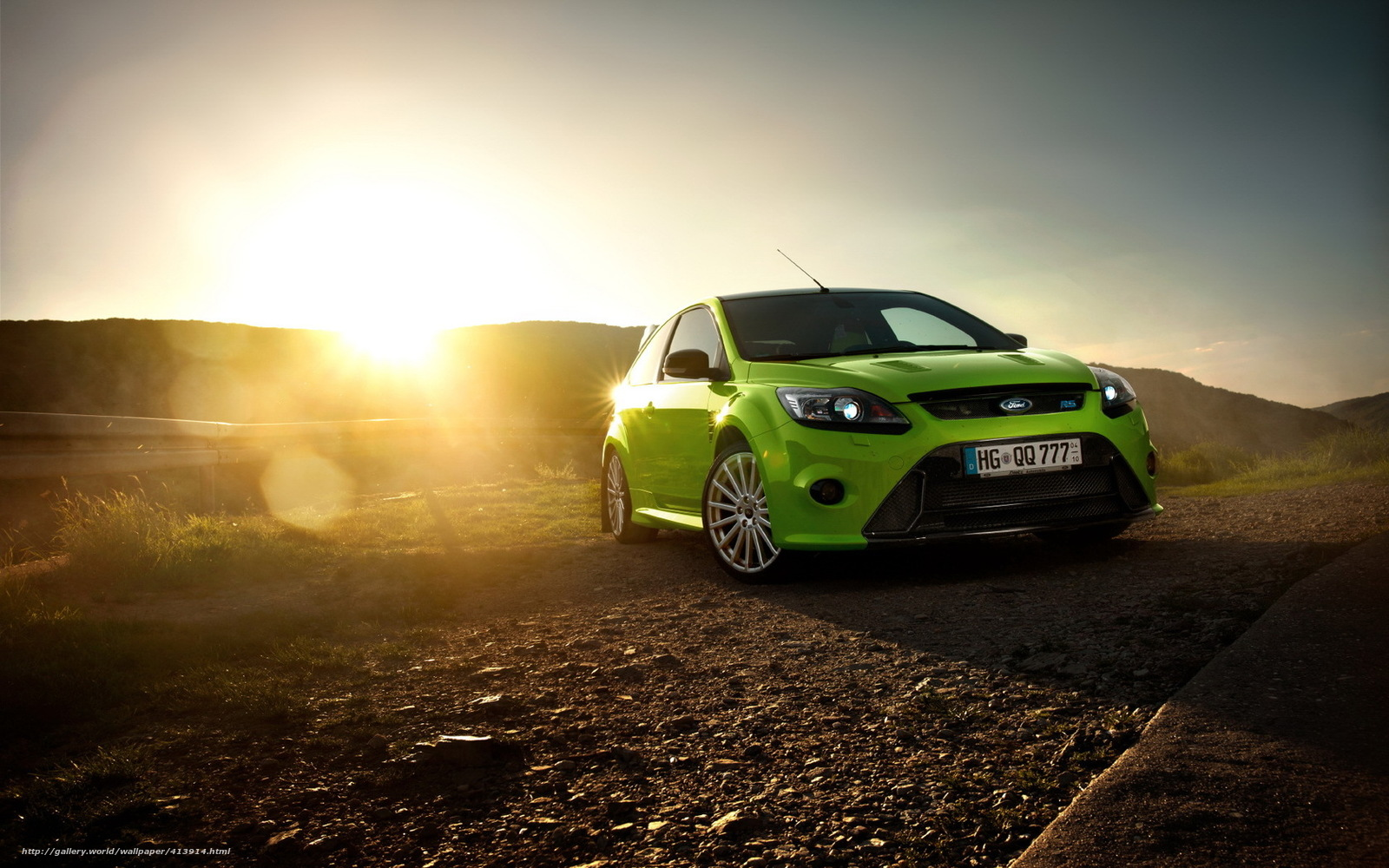 Wallpaper Focus >> Download wallpaper Ford Focus, sun, highlight, ford free desktop wallpaper in the resolution ...