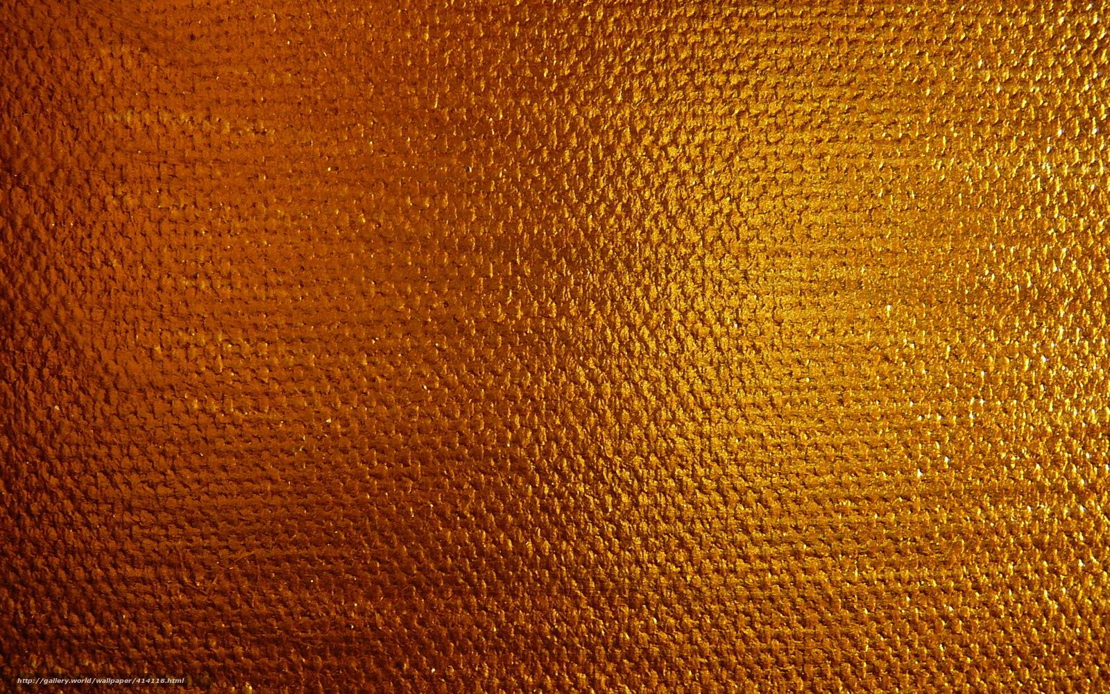 Скачать обои золото мешковина ткань