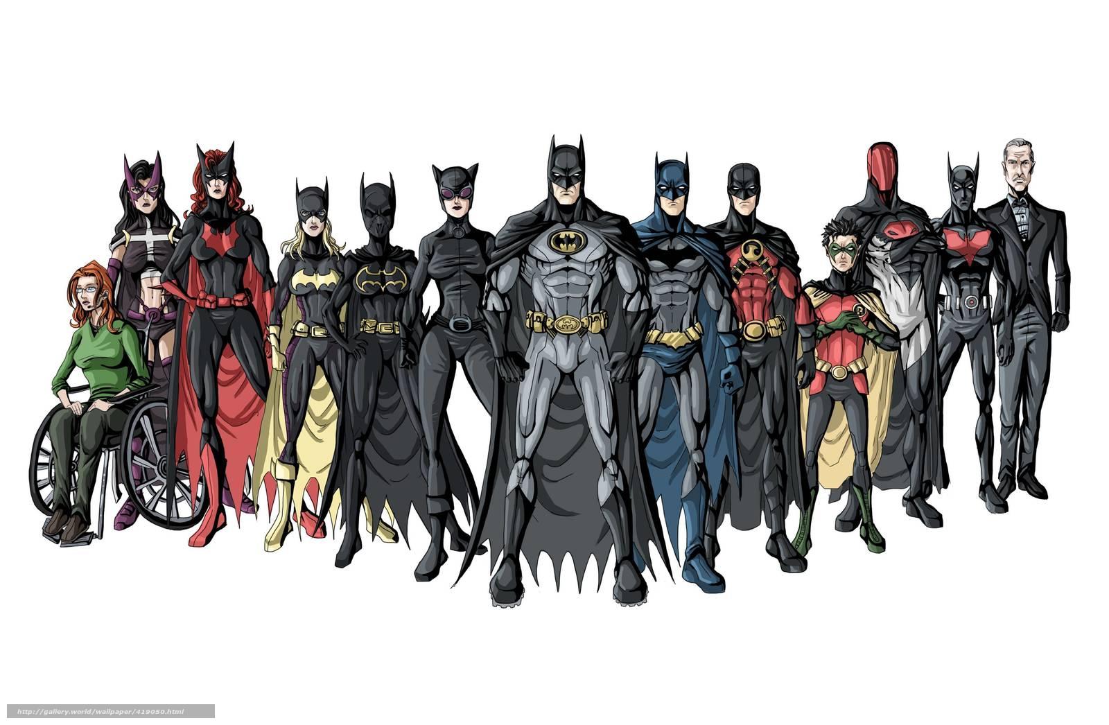 Супергерои бэтгёрл стефани браун