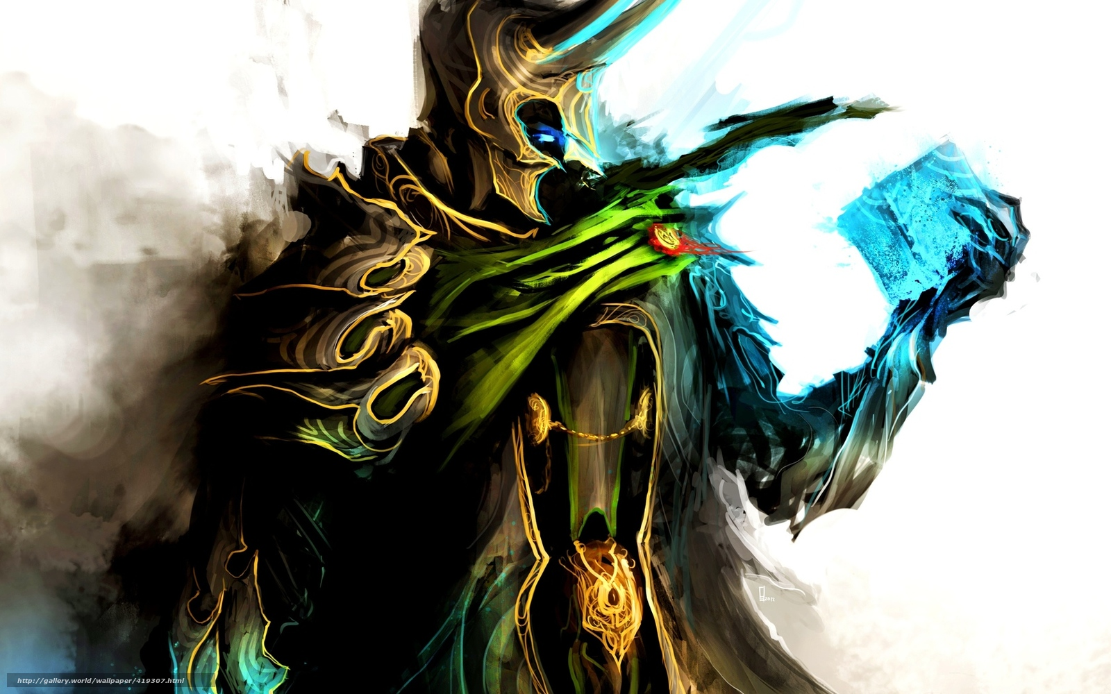 Marvel Comics Loki