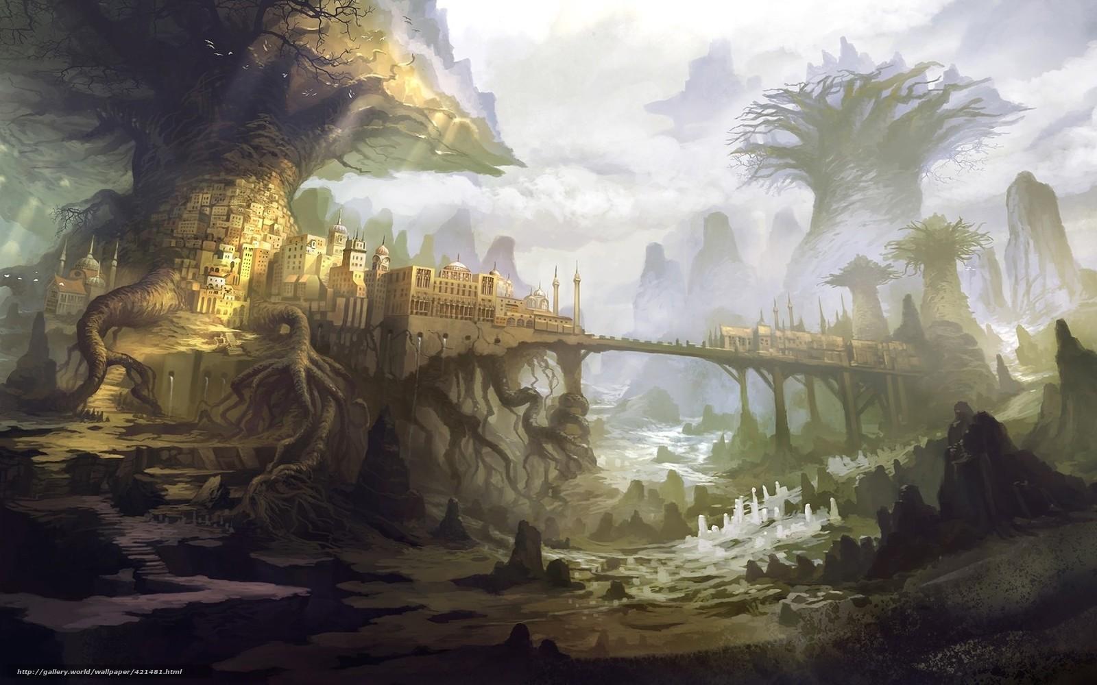 fantasy world 3d artwork129 - photo #17