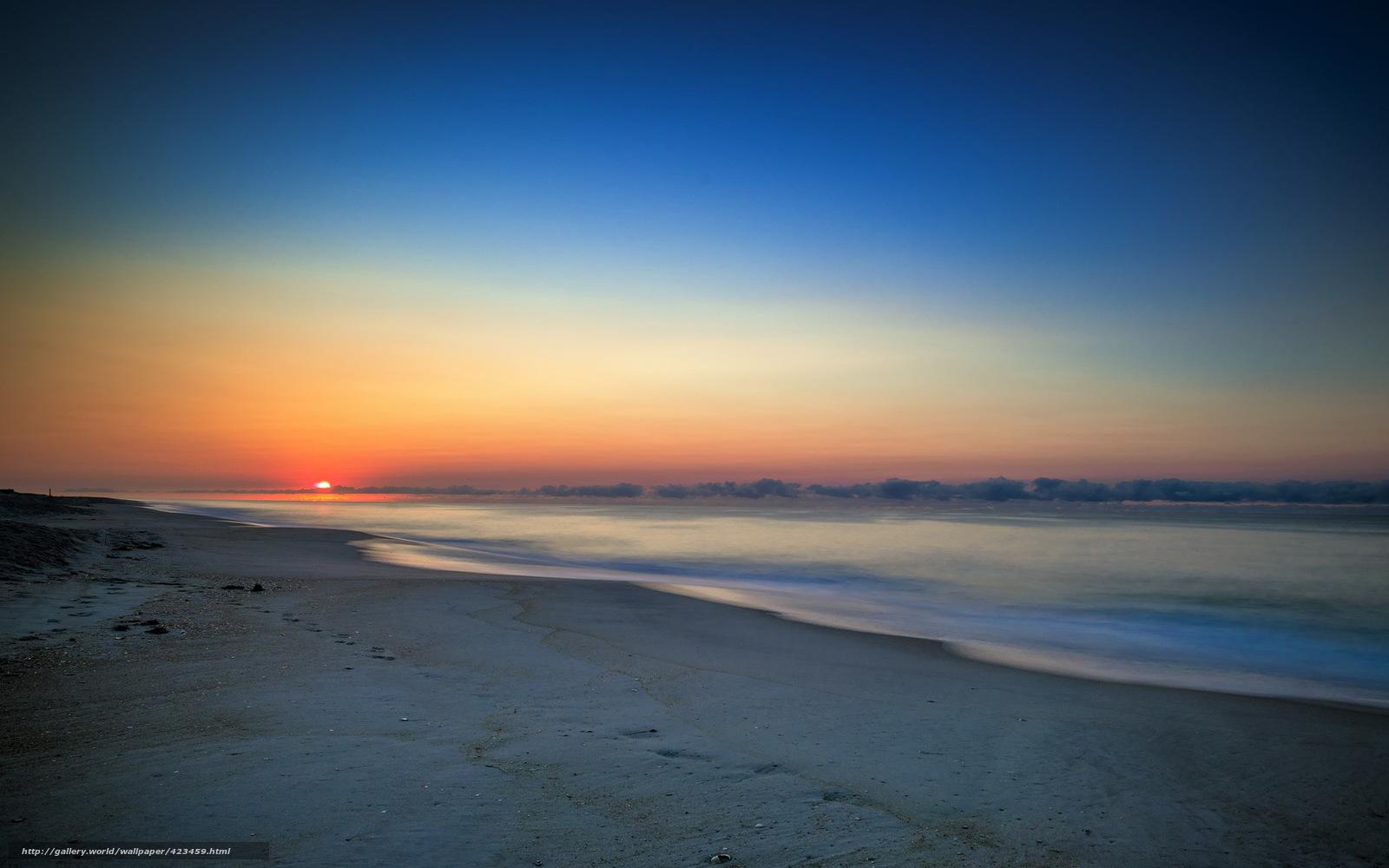 tlcharger fond d 39 ecran coucher du soleil mer plage paysage fonds d 39 ecran gratuits pour votre. Black Bedroom Furniture Sets. Home Design Ideas
