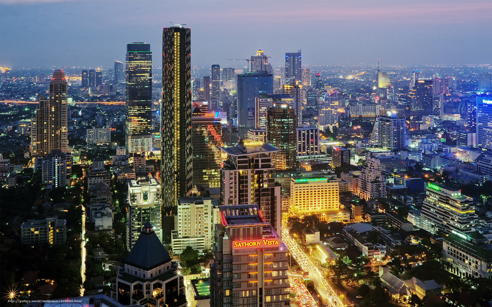 Download wallpaper thailand, Bangkok, city free desktop wallpaper in ...: gde-fon.com/download/thailand_Bangkok_city/428556/1680x1050