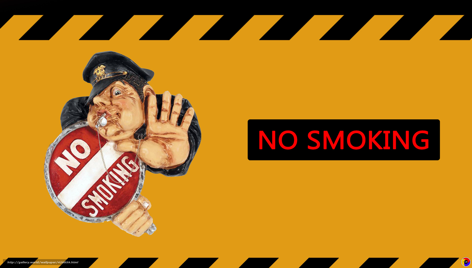 Download wallpaper no smoking no news yelow free - No smoking wallpaper download ...