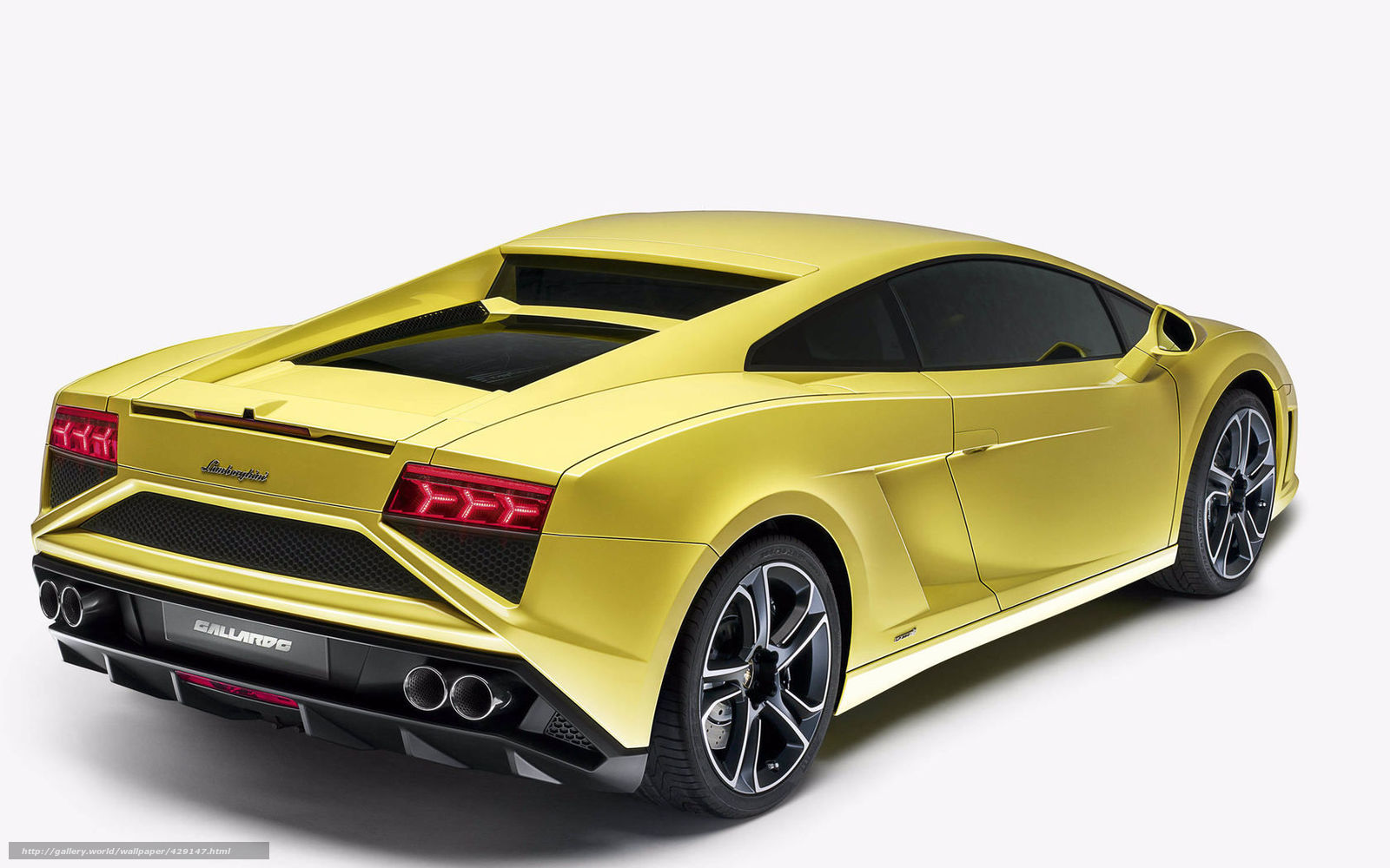 Download wallpap...Yellow Lamborghini Gallardo Wallpaper