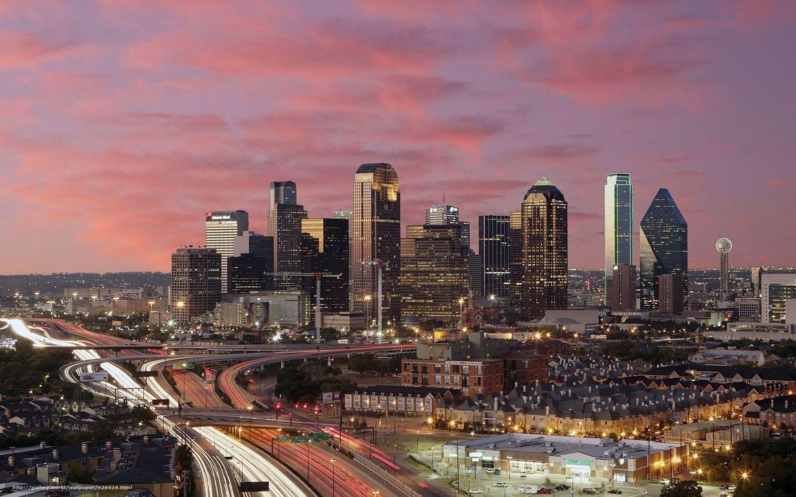 download wallpaper usa texas dallas city free desktop