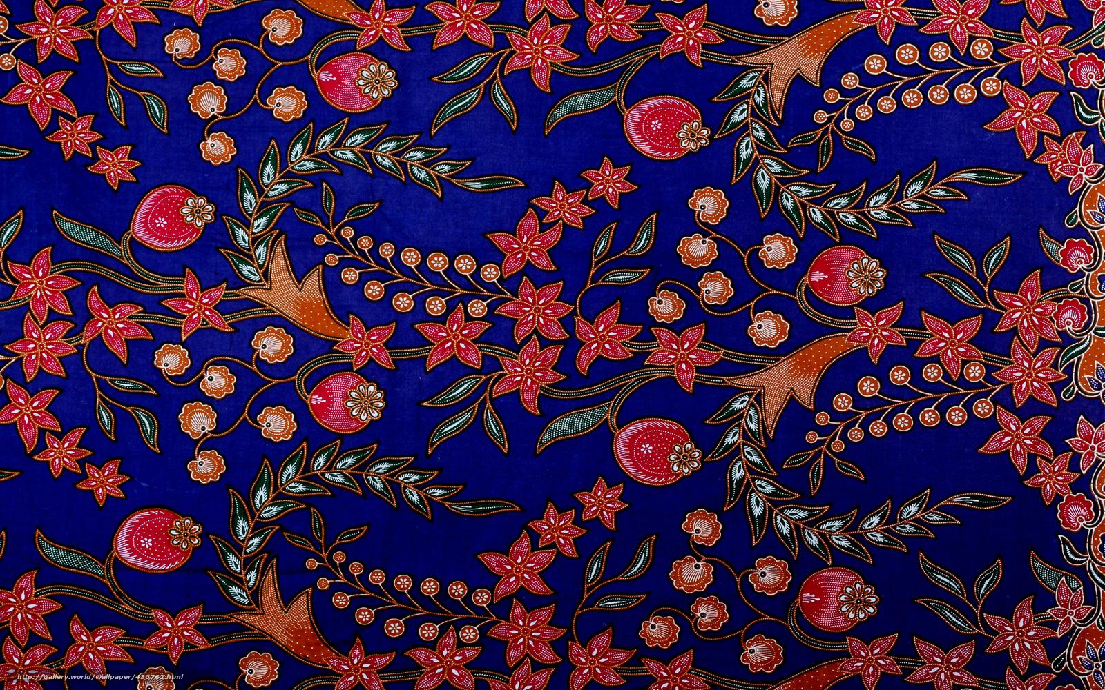 batik, tecido, Malsia, terno, textura