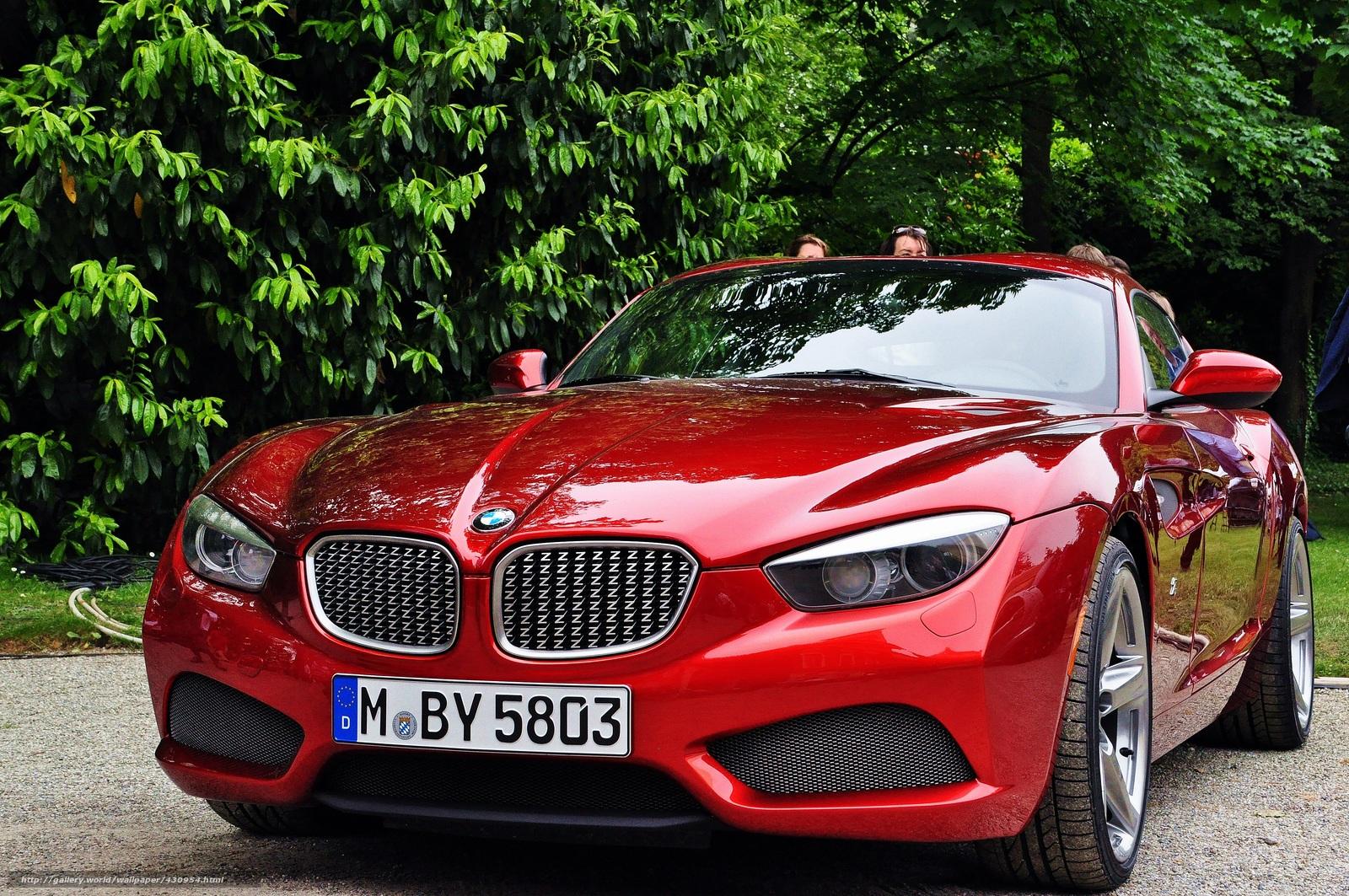 Descargar Gratis 2012 Bmw Zagato Coupe Fondos De