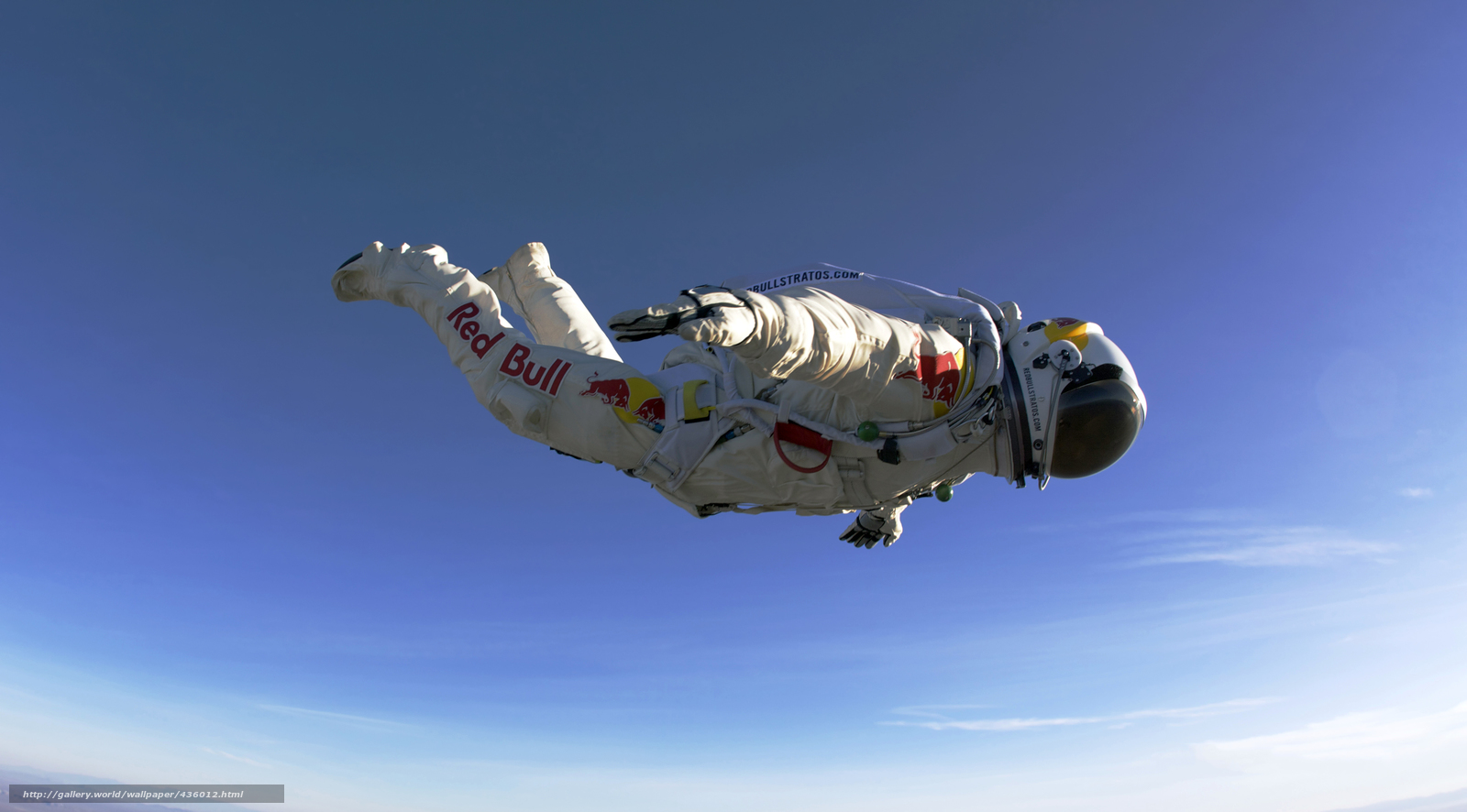 Download wallpaper parachutist, jump, flight, armor free