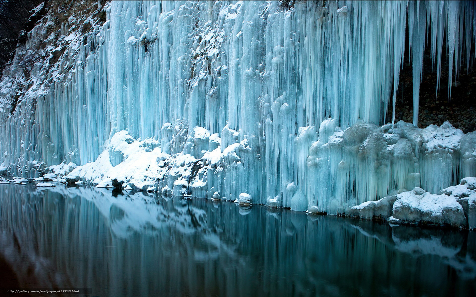 icicles wallpaper - photo #9