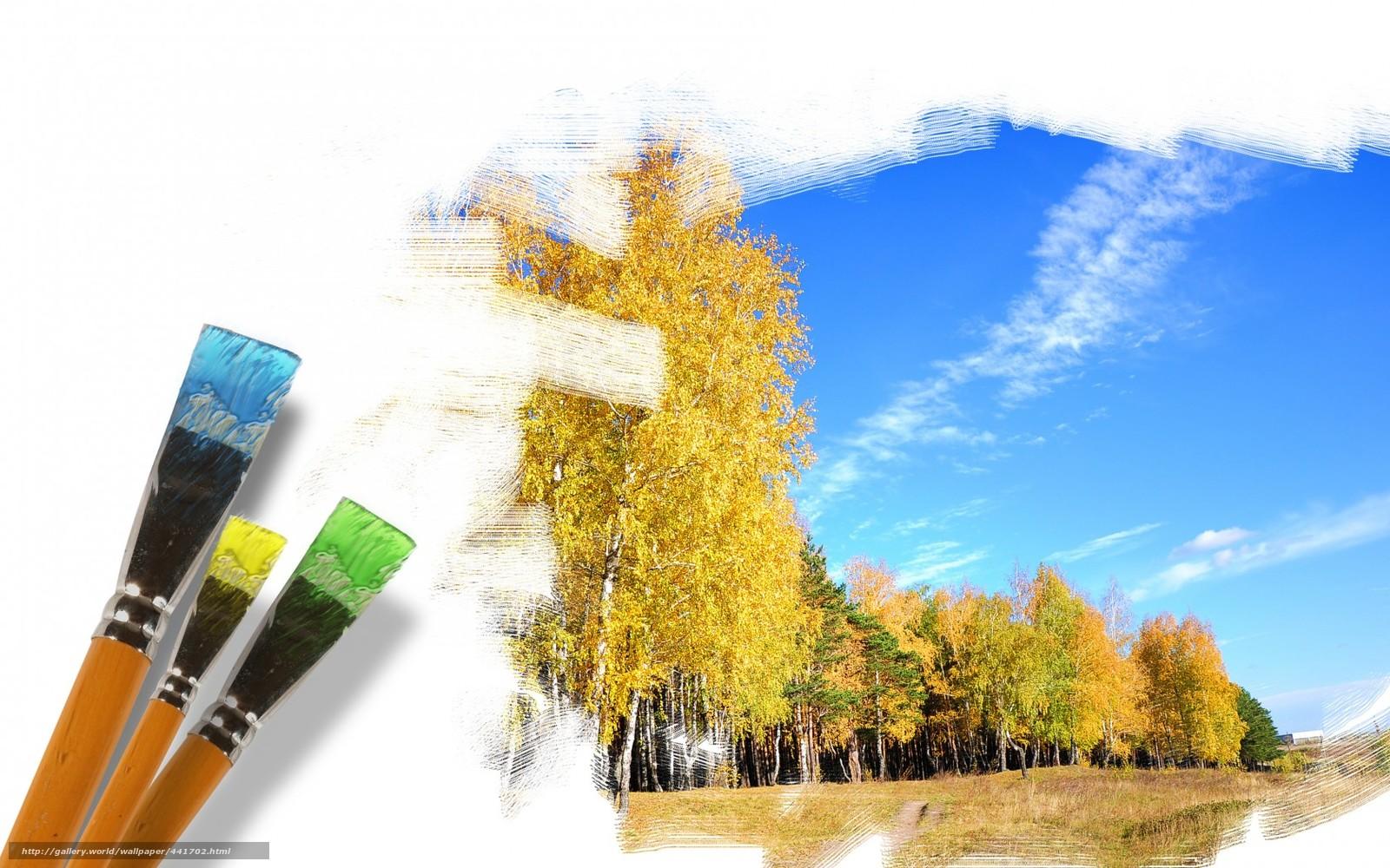 download wallpaper indian summer brush picture sky free desktop wallpaper in the resolution. Black Bedroom Furniture Sets. Home Design Ideas