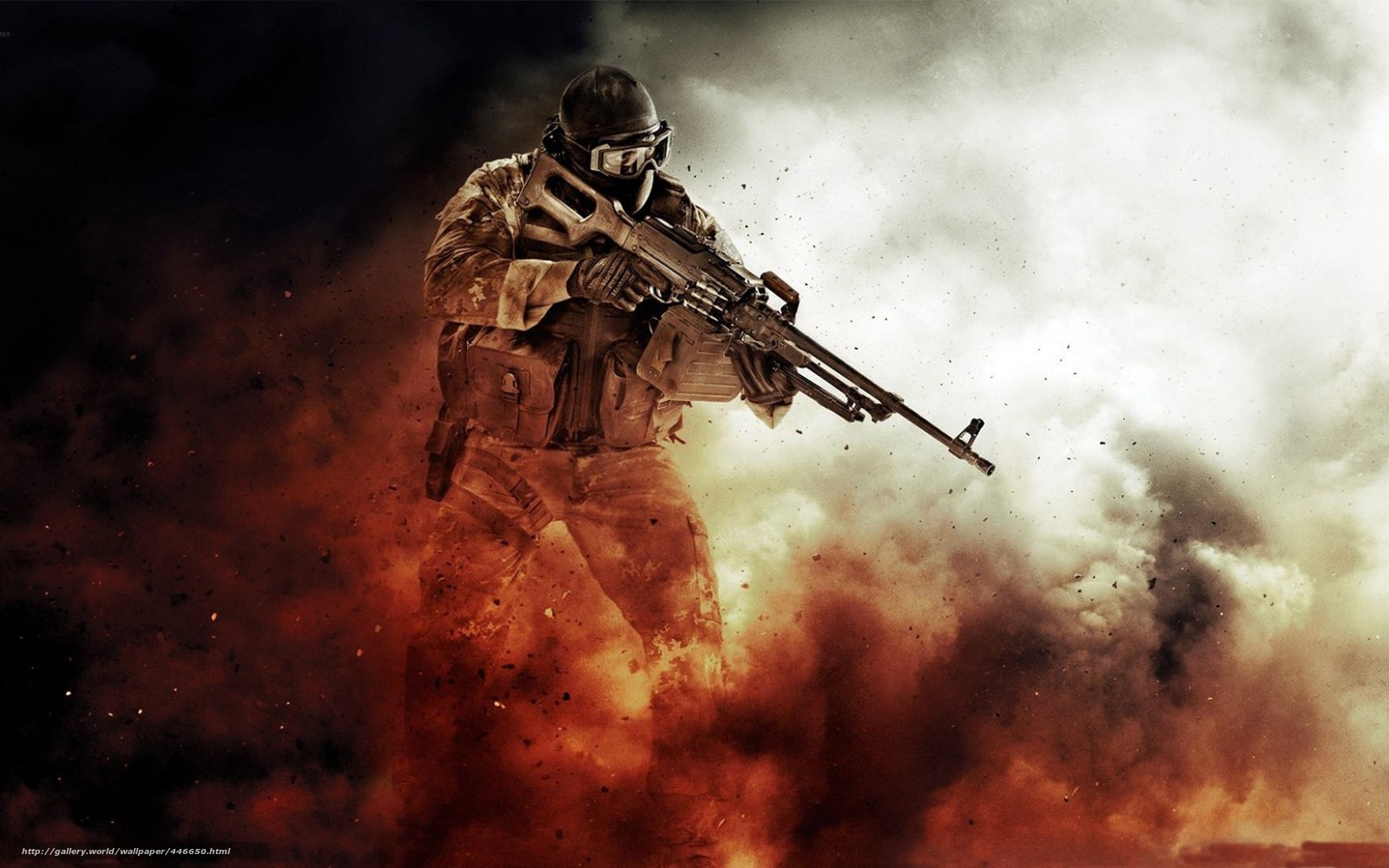 download wallpaper soldier special forces game free