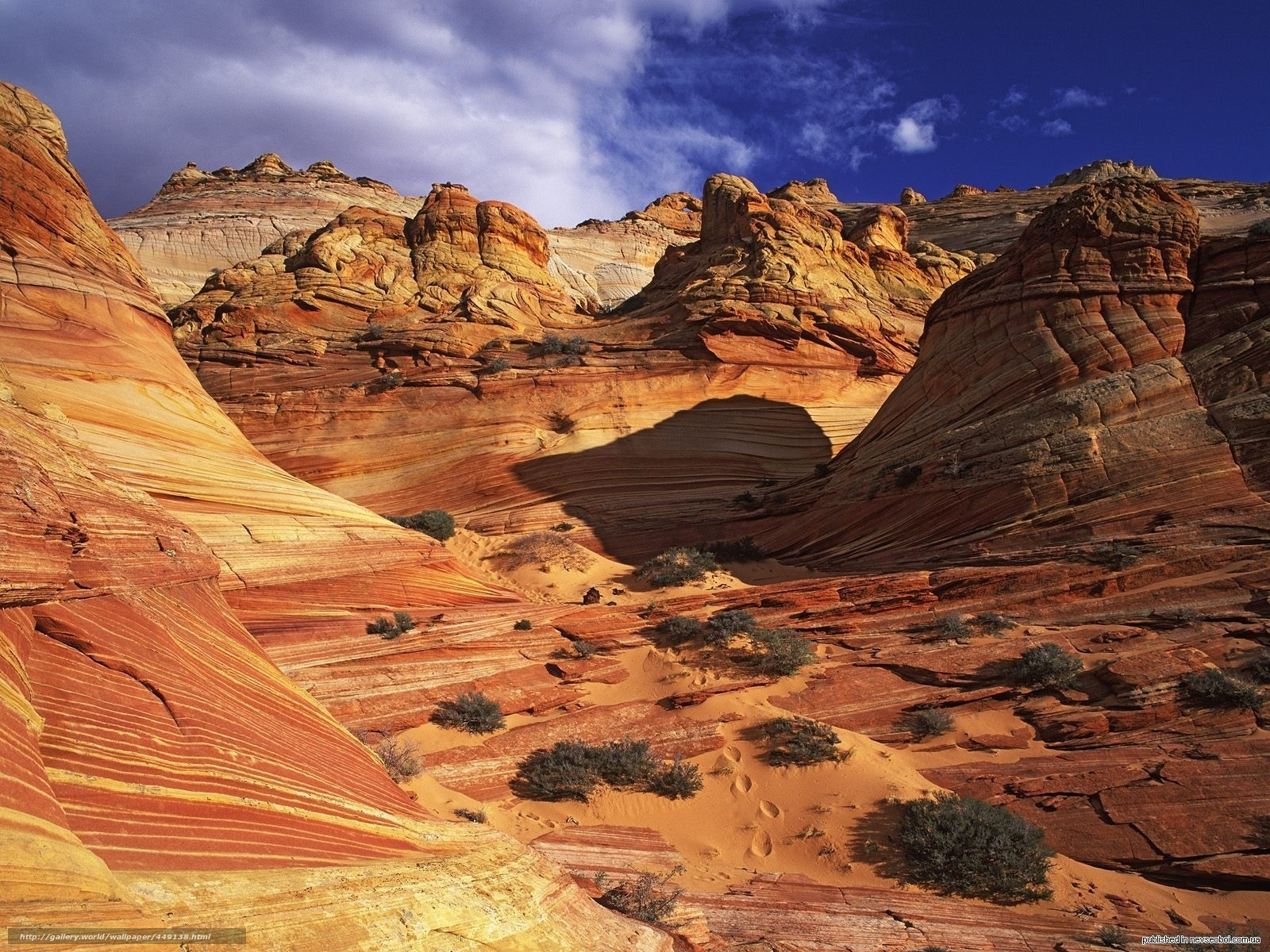 desert landscape wallpaper - photo #18