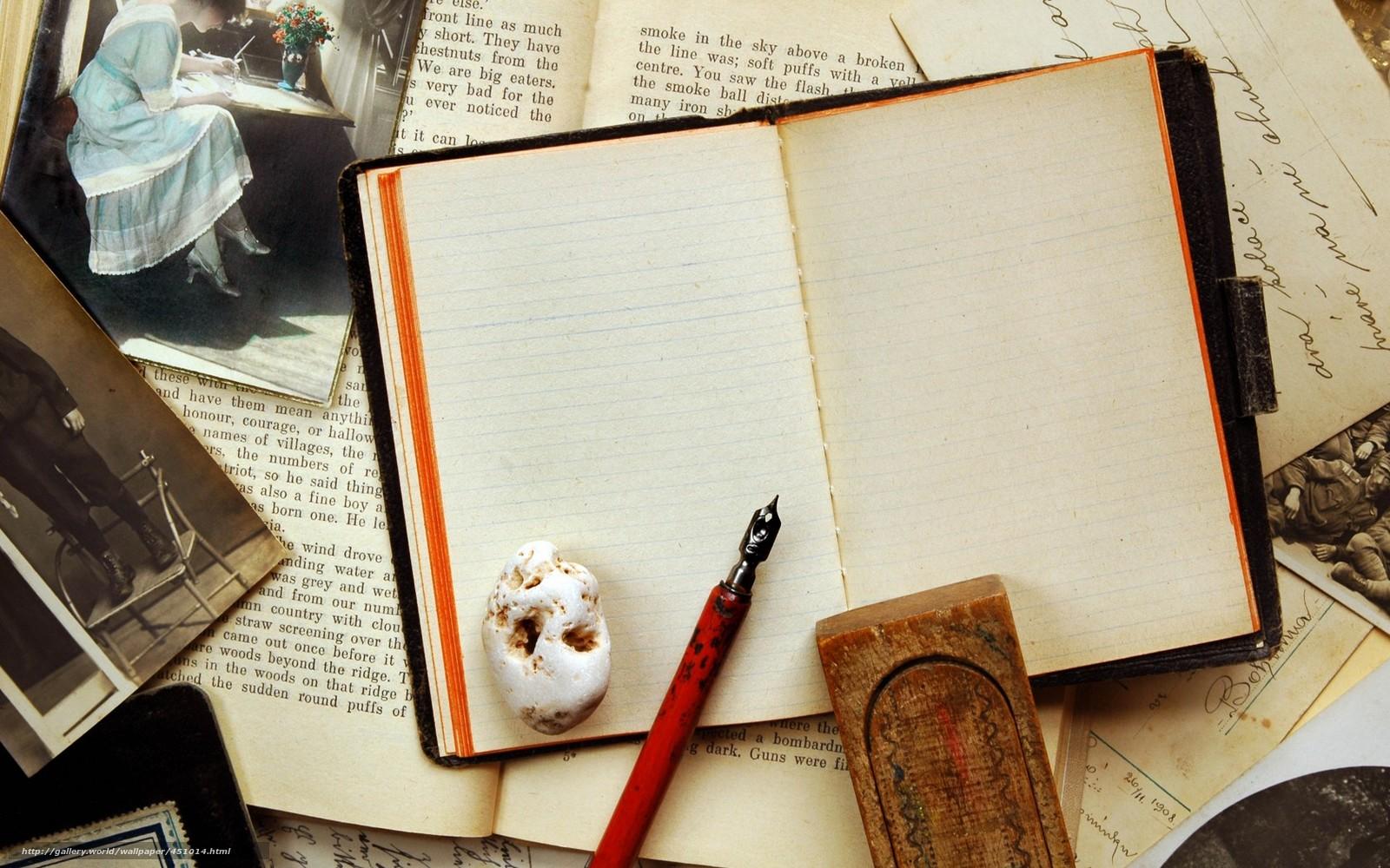 Download Wallpaper Vintage Notebook Handle Photos Free