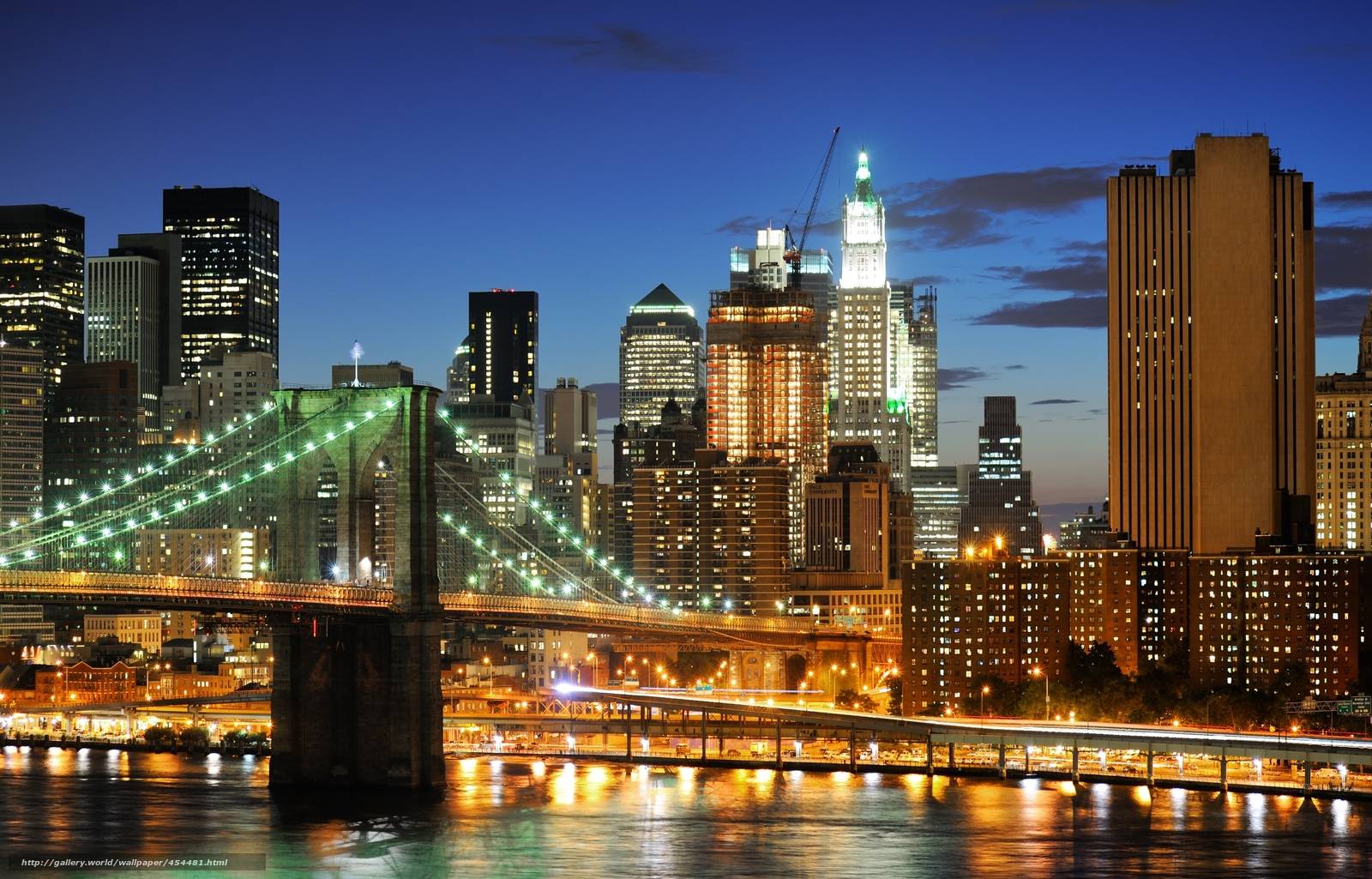 Download Wallpaper New York City  Nyc  USA  New York Free Desktop